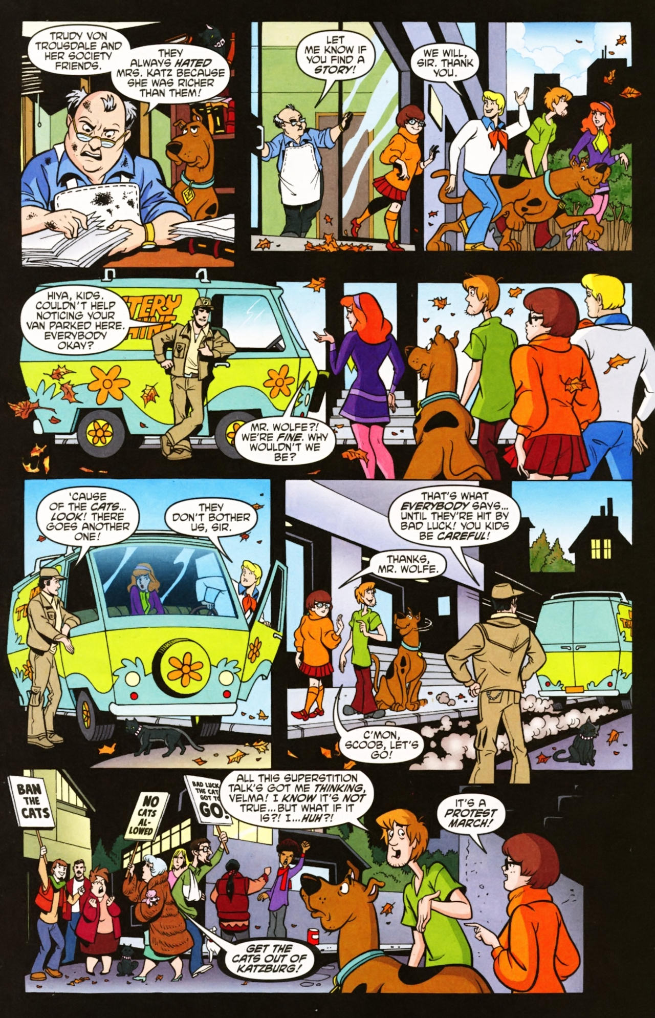 Read online Scooby-Doo (1997) comic -  Issue #150 - 9