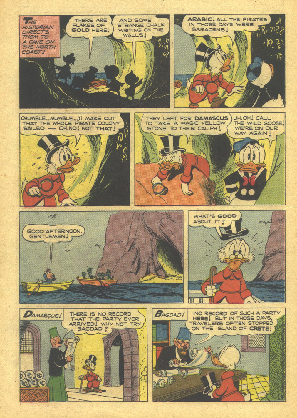Uncle Scrooge (1953) #10 #395 - English 10