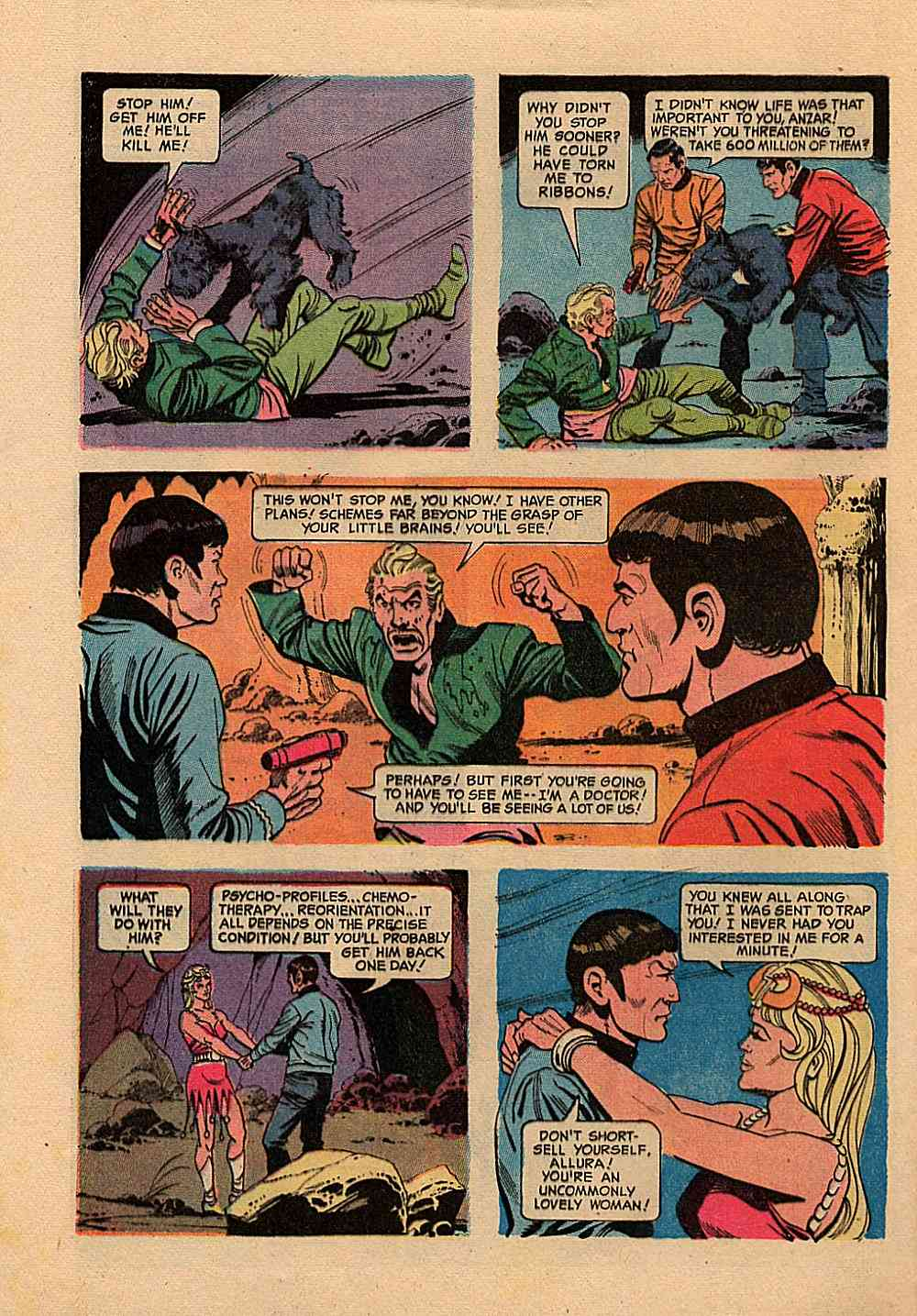 Star Trek (1967) Issue #18 #18 - English 25