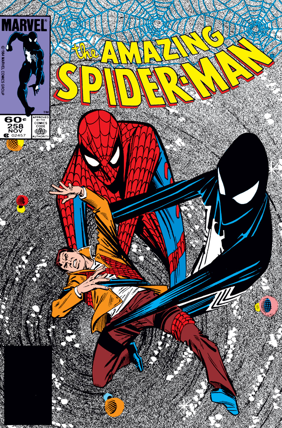 The Amazing Spider-Man (1963) 258 Page 1
