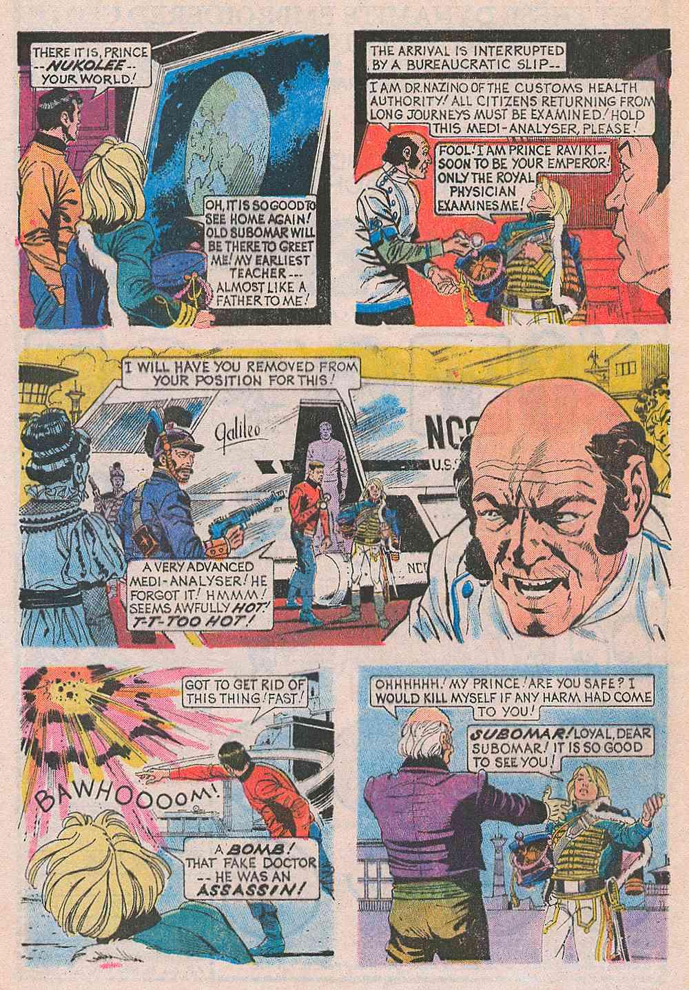 Star Trek (1967) Issue #20 #20 - English 6