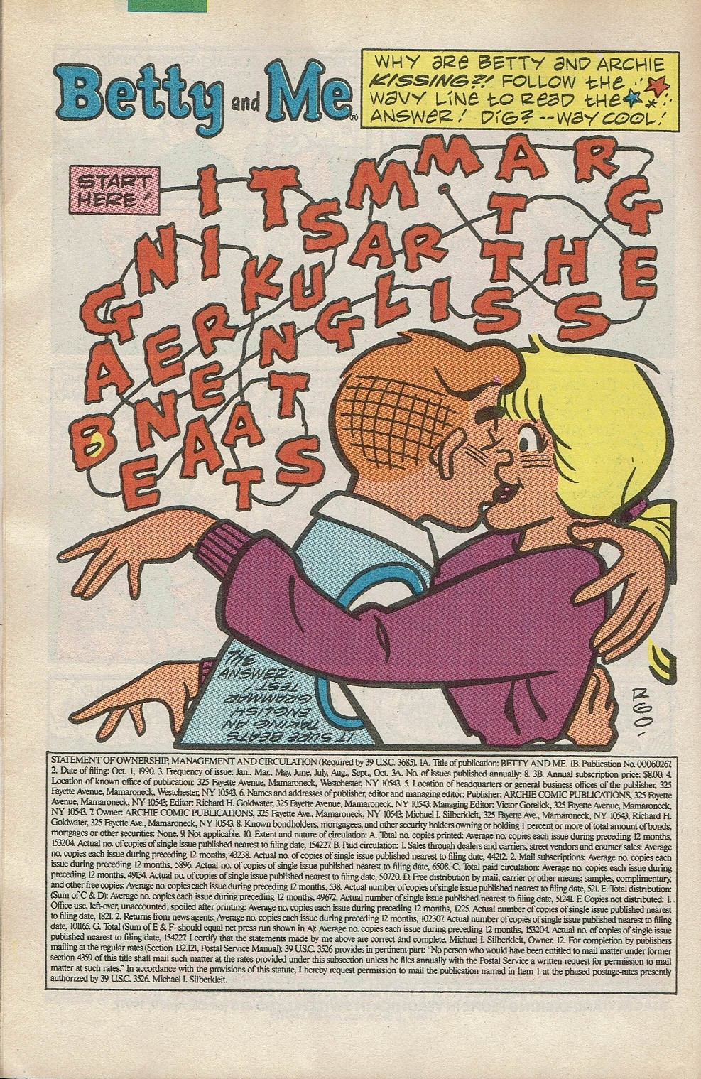 Read online Betty and Me comic -  Issue #190 - 8