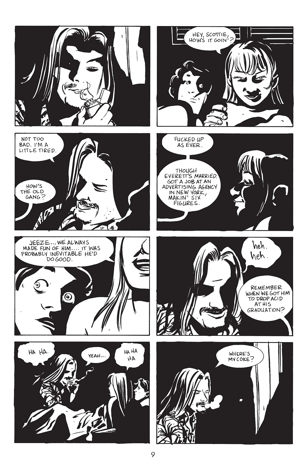 Stray Bullets Issue #14 #14 - English 11