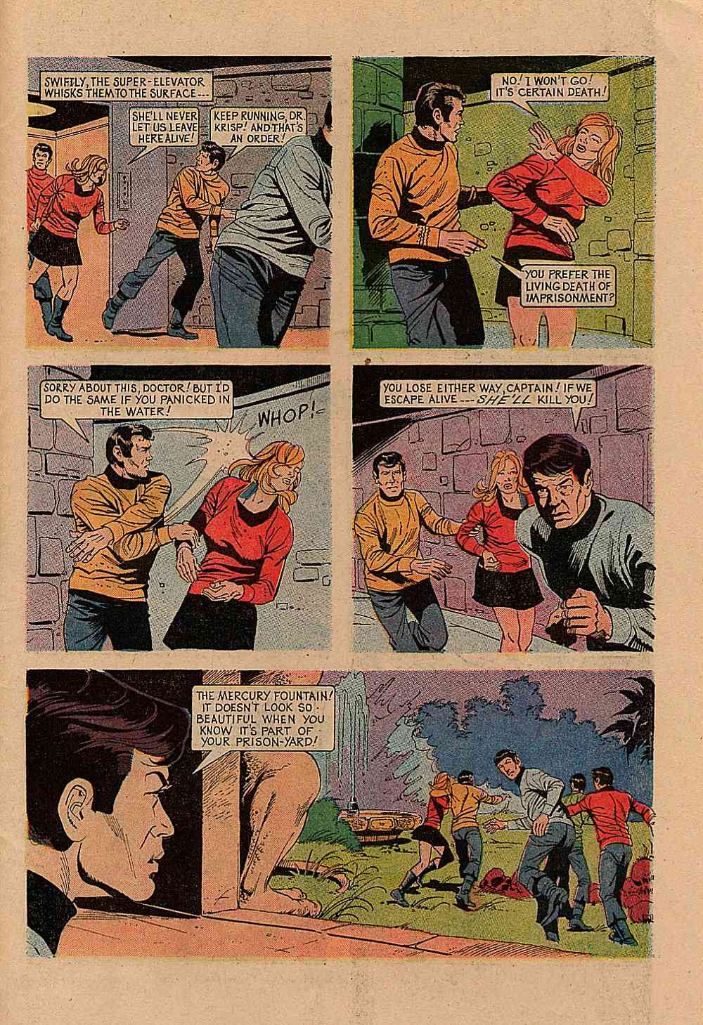 Star Trek (1967) Issue #19 #19 - English 24