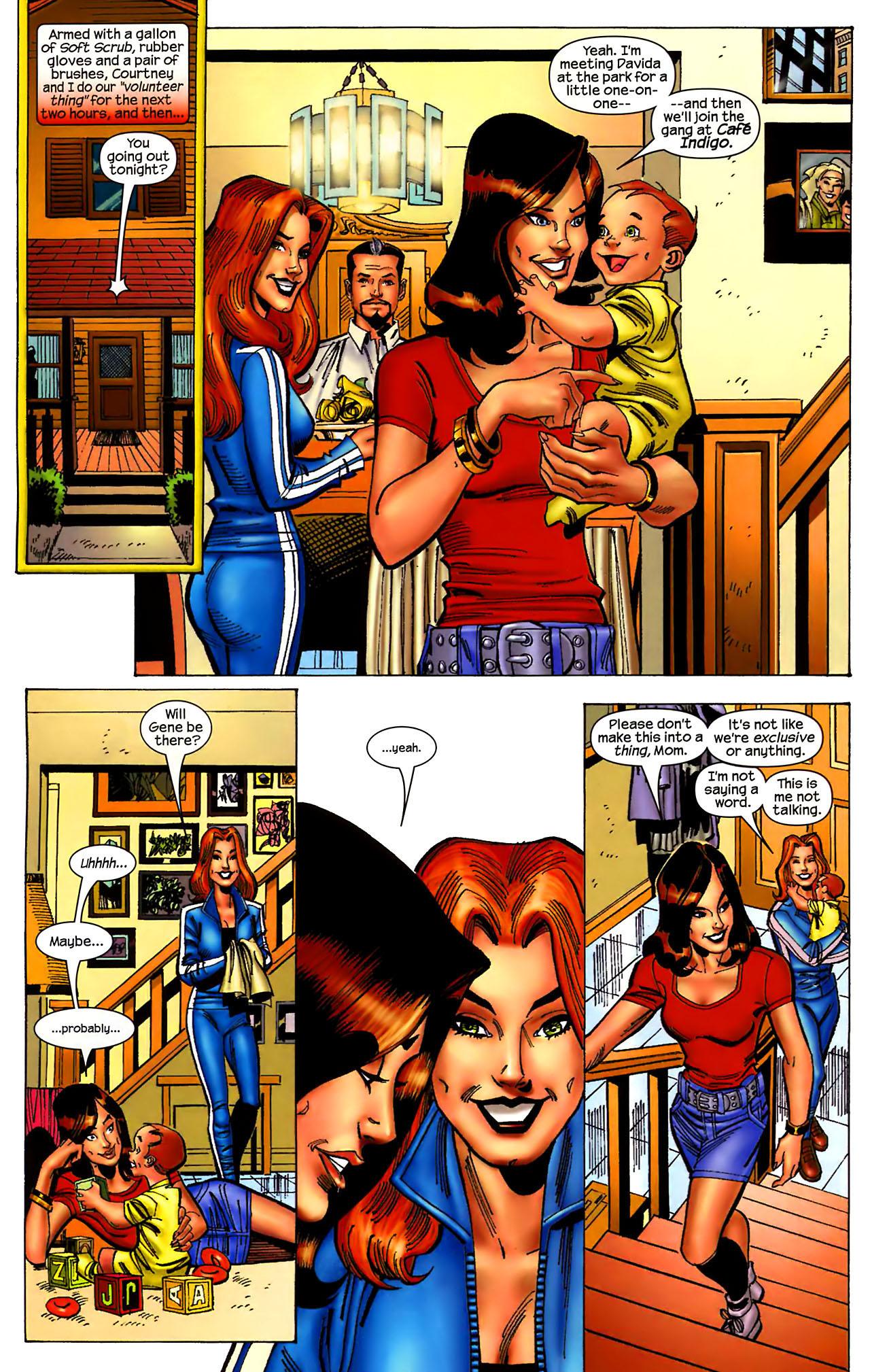 Amazing Spider-Girl #1 #30 - English 12