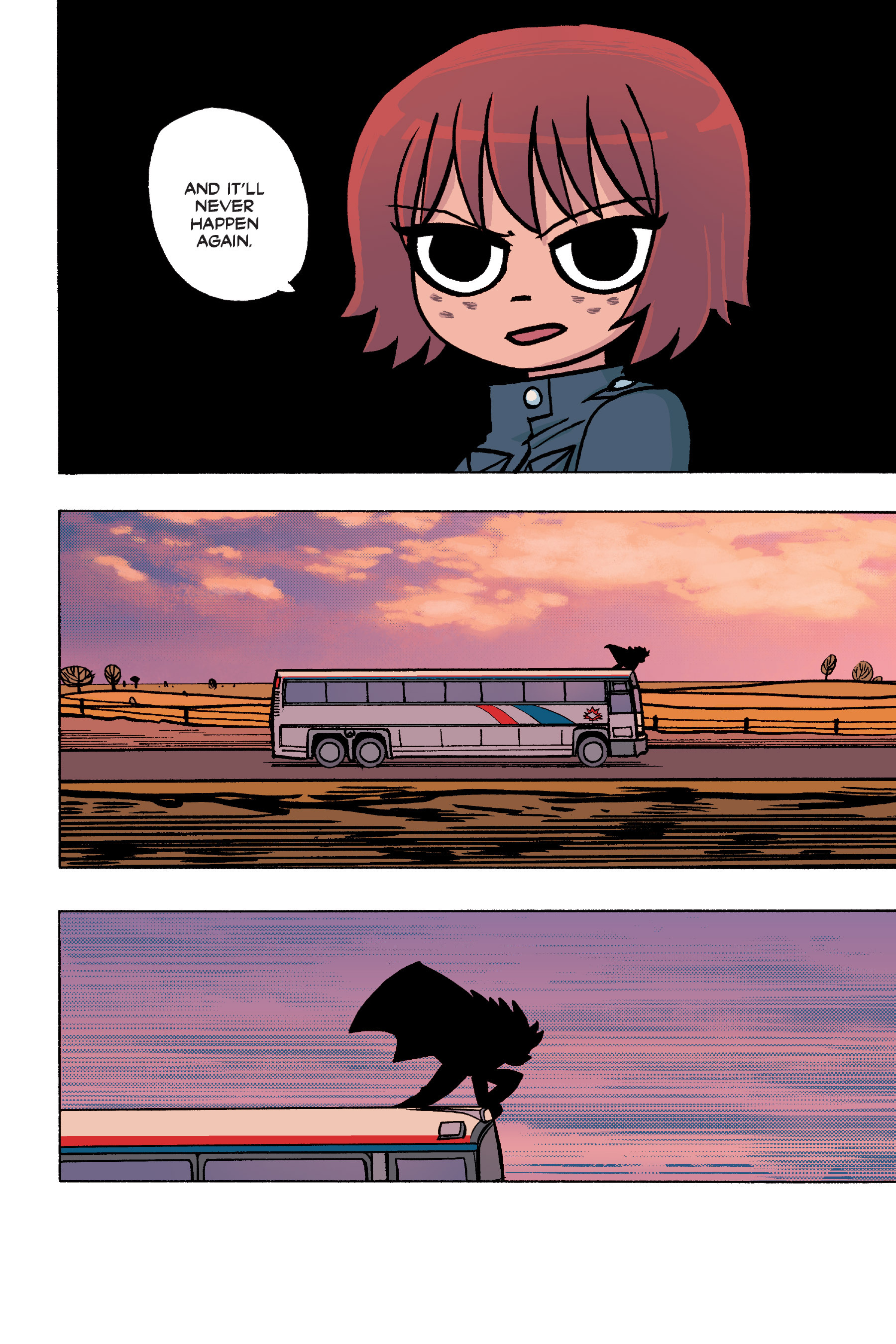 Read online Scott Pilgrim comic -  Issue #6 - 91