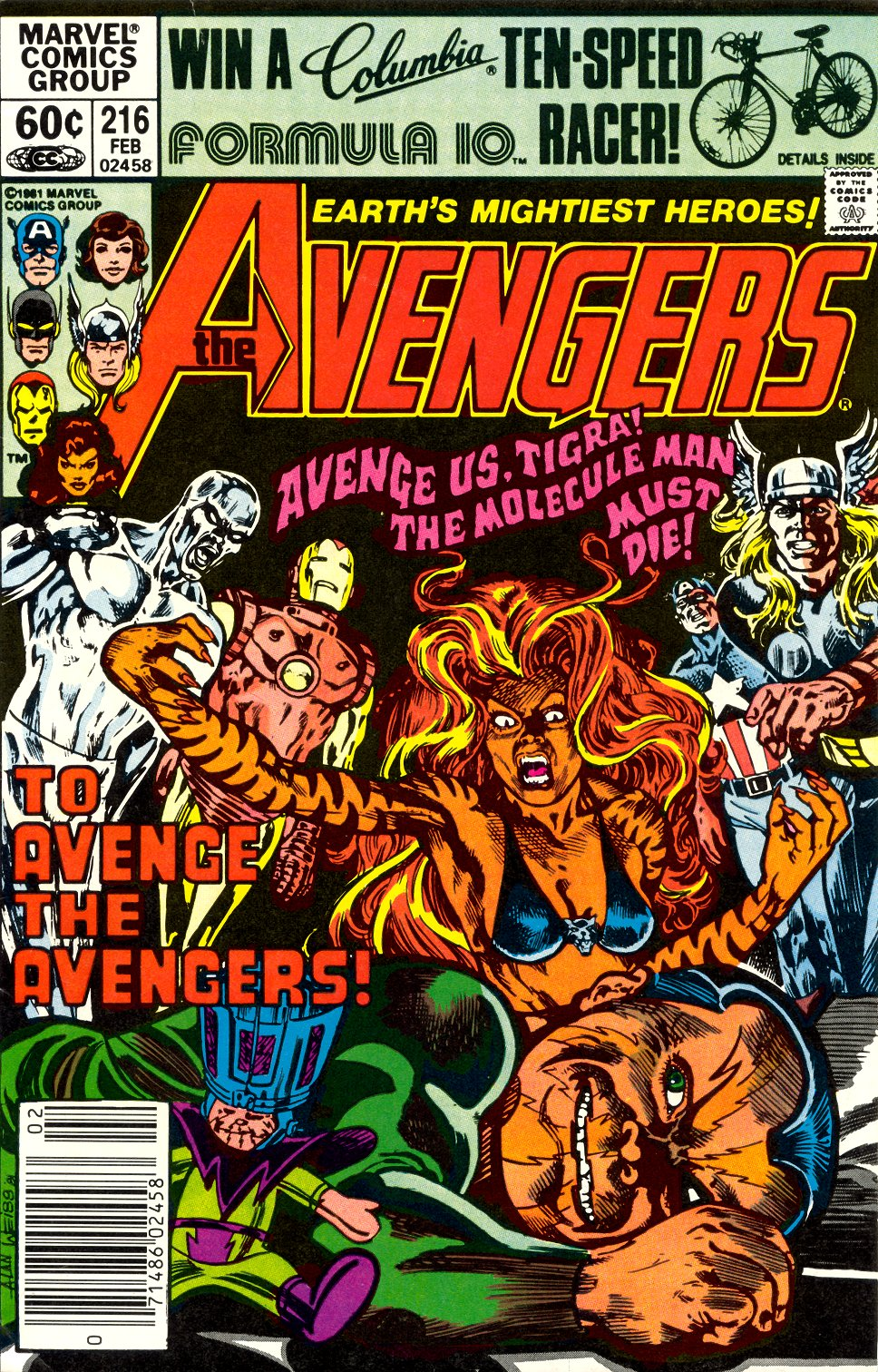 The Avengers (1963) 216 Page 1