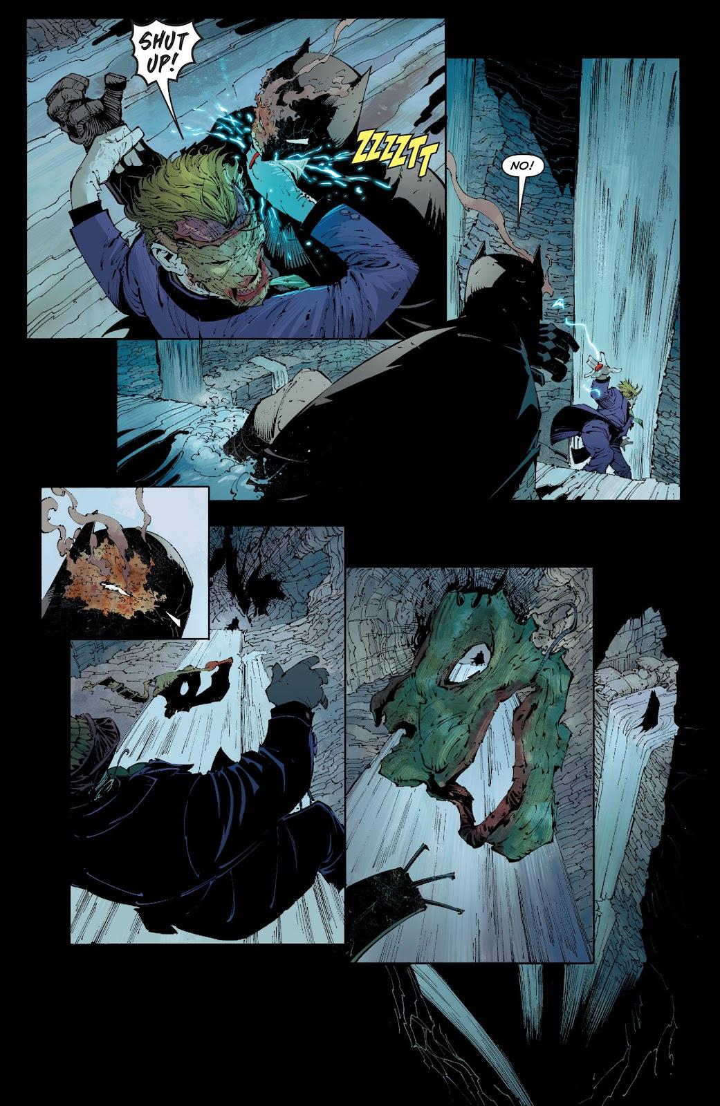 Batman (2011) Issue #17 #32 - English 23