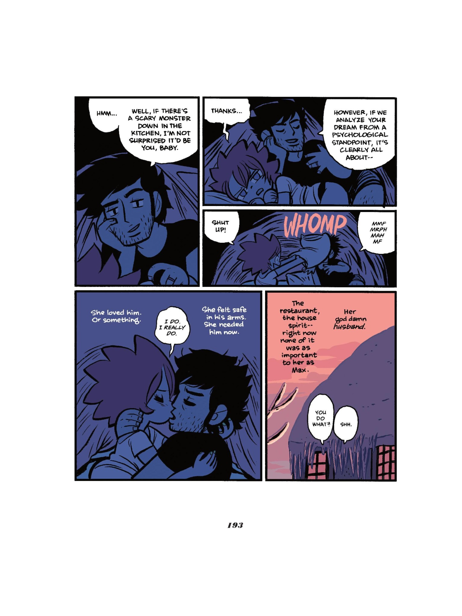 Read online Seconds comic -  Issue # Full - 194