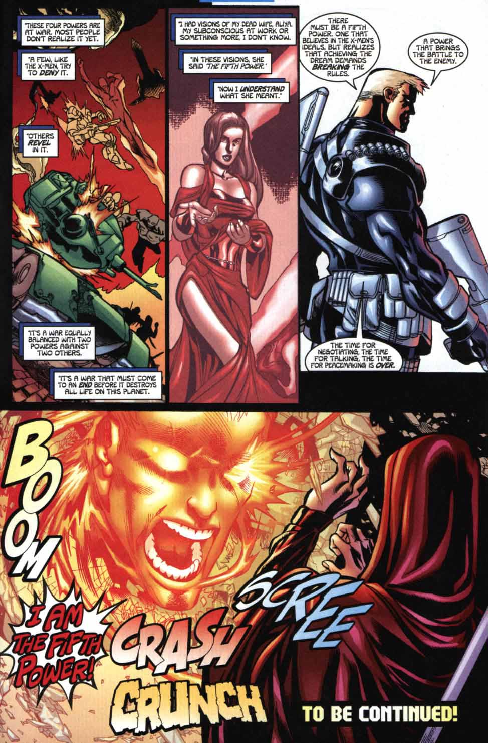 Cable (1993) 91 Page 22