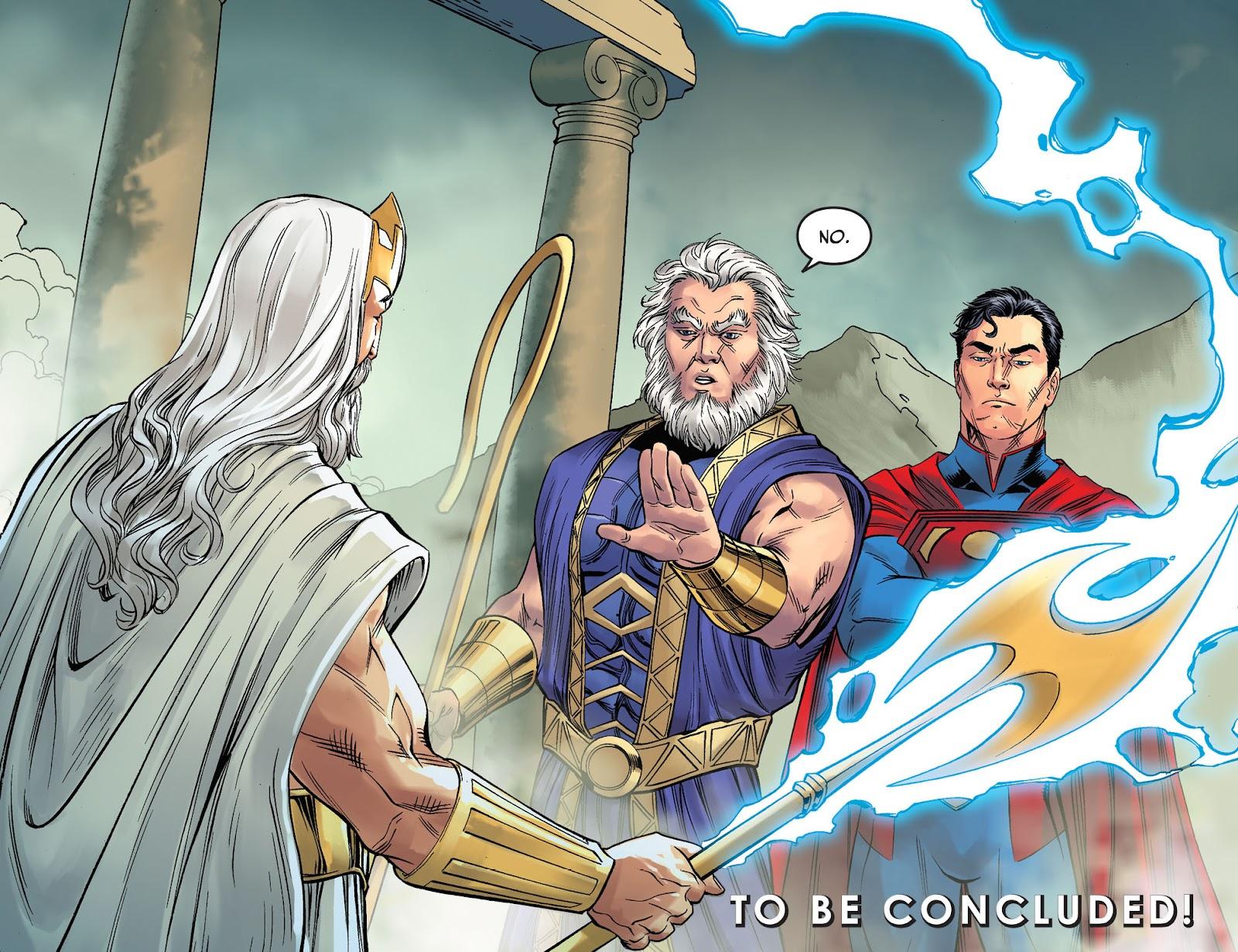 Injustice: Gods Among Us Year Four Issue #23 #24 - English 24