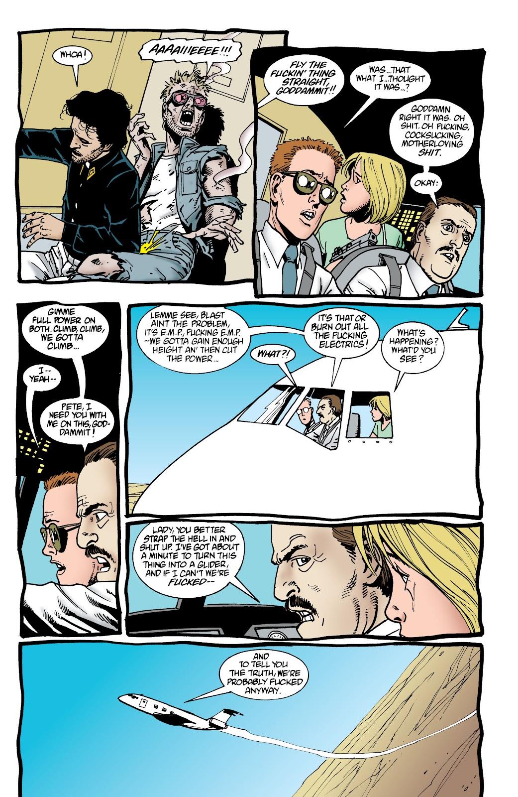Preacher Issue #37 #46 - English 16