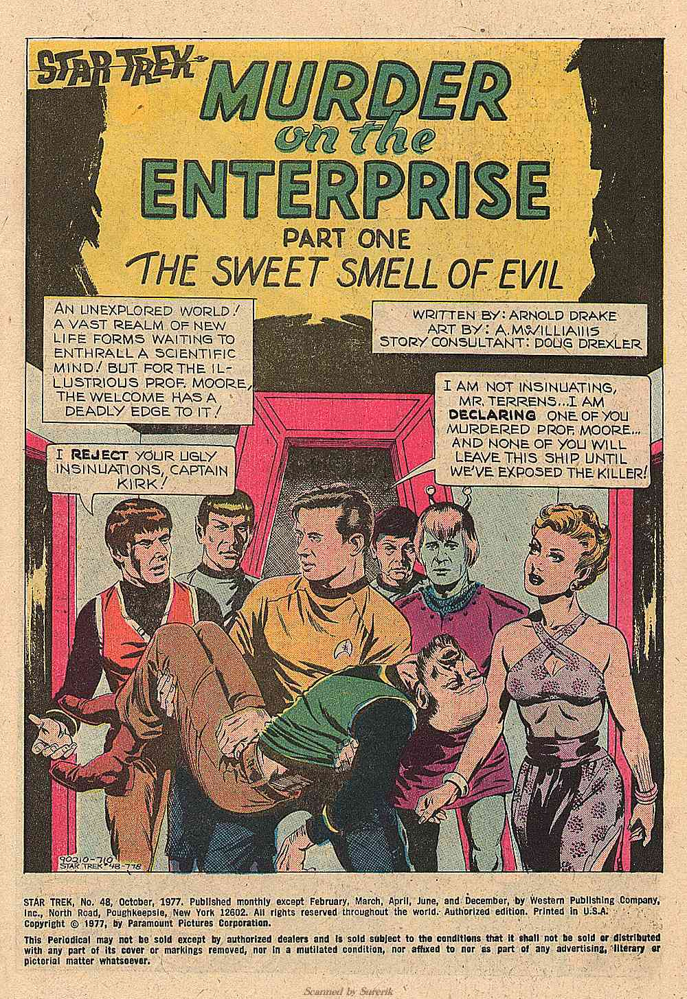 Star Trek (1967) #48 #48 - English 2