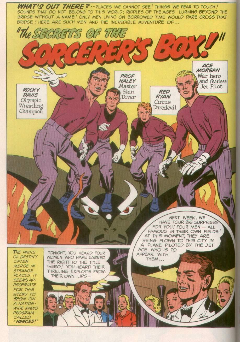 Read online Secret Origins (1961) comic -  Issue # Full - 36