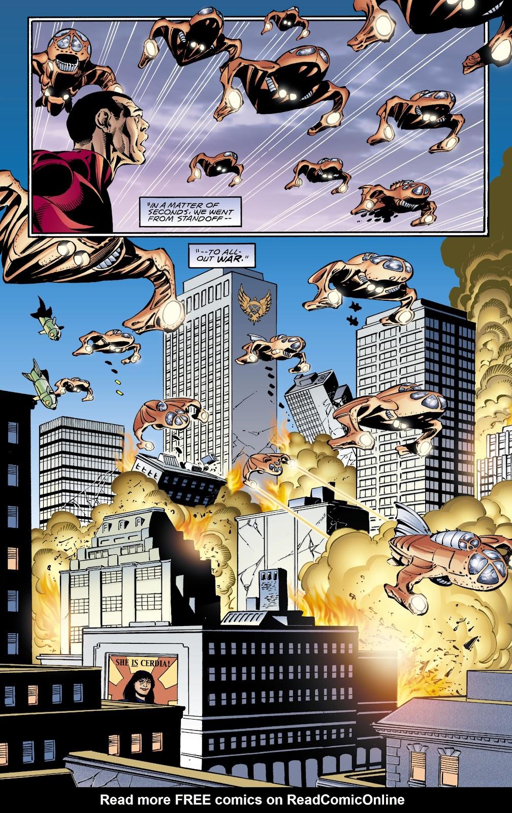 Aquaman (1994) Issue #66 #72 - English 15