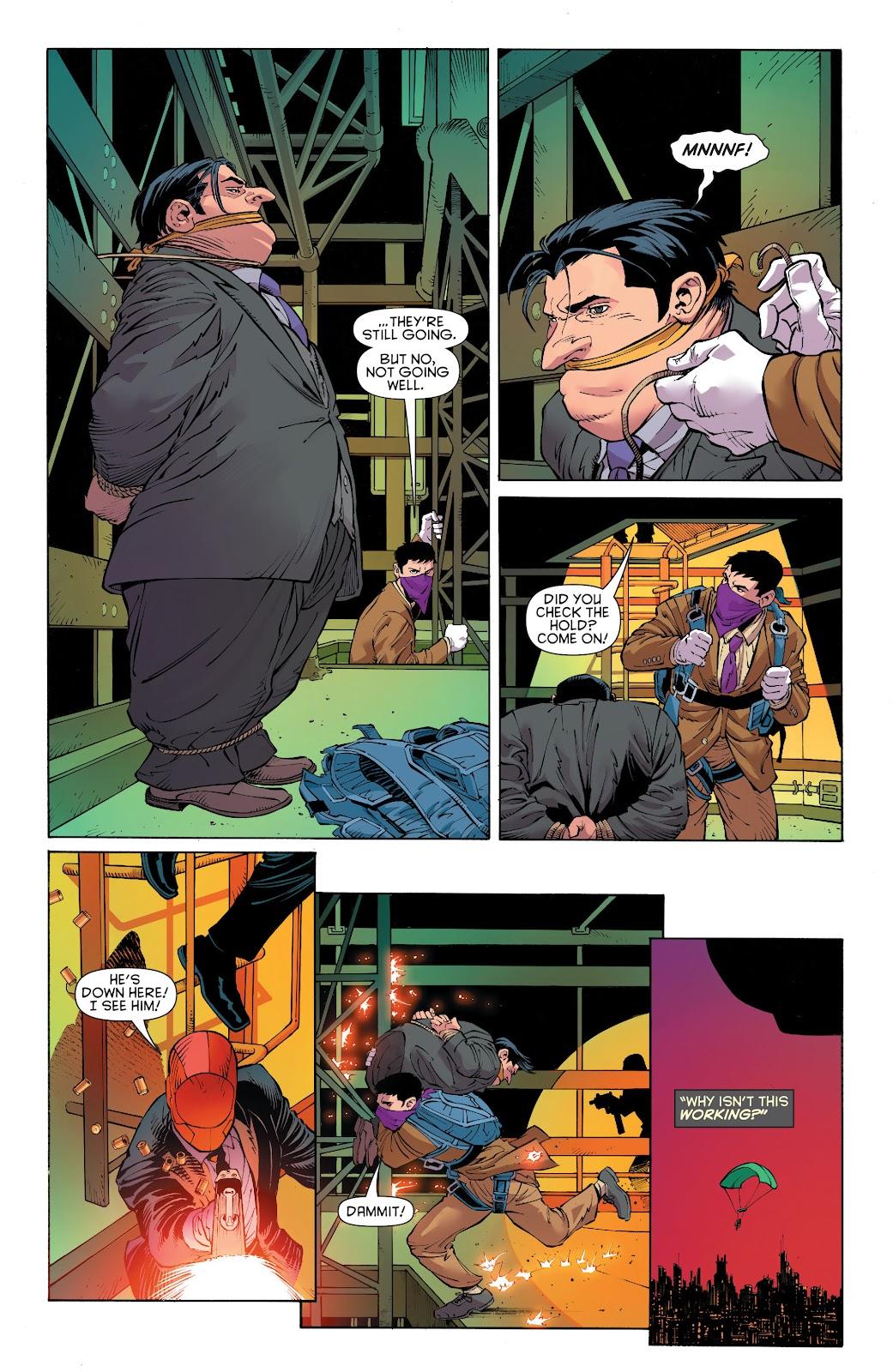 Batman (2011) Issue #22 #37 - English 9