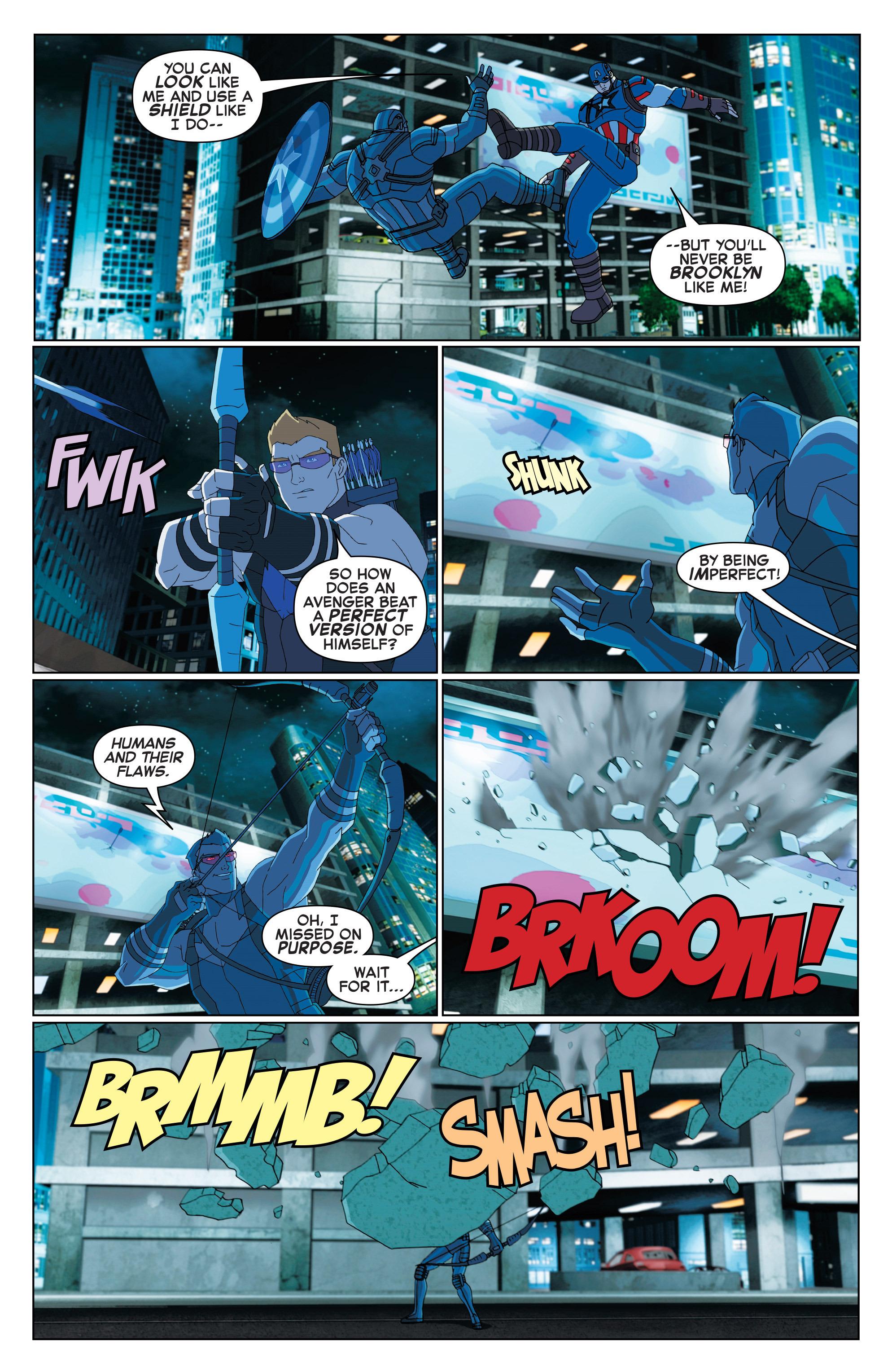 Read online Marvel Universe Avengers: Ultron Revolution comic -  Issue #2 - 17