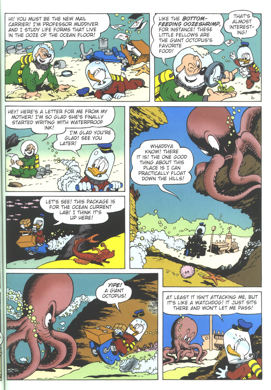 Uncle Scrooge (1953) Issue #309 #309 - English 39