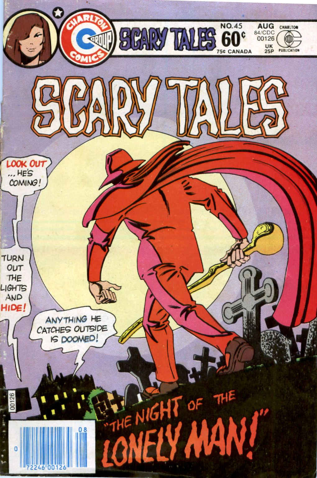 Read online Scary Tales comic -  Issue #45 - 1