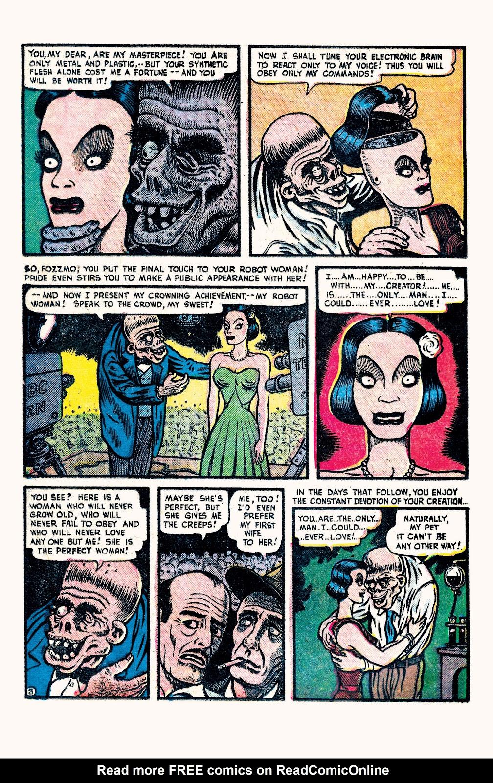 Haunted Horror Issue #22 #22 - English 5