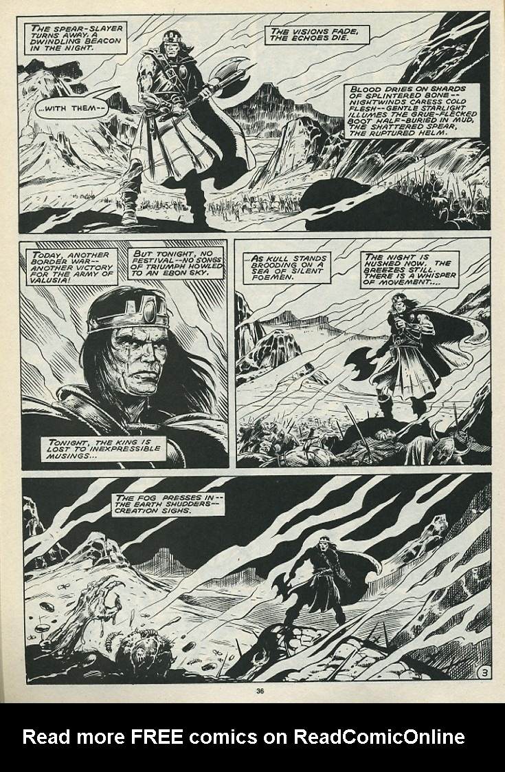 The Savage Sword Of Conan Issue #172 #173 - English 38