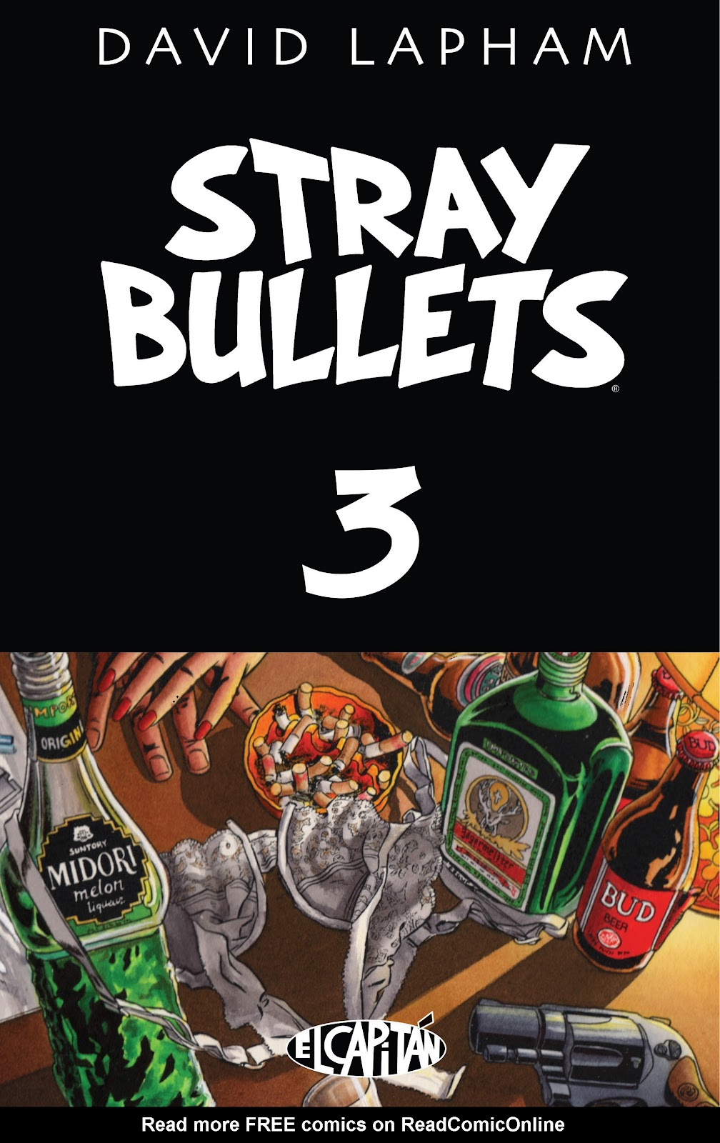 Stray Bullets Issue #3 #3 - English 1