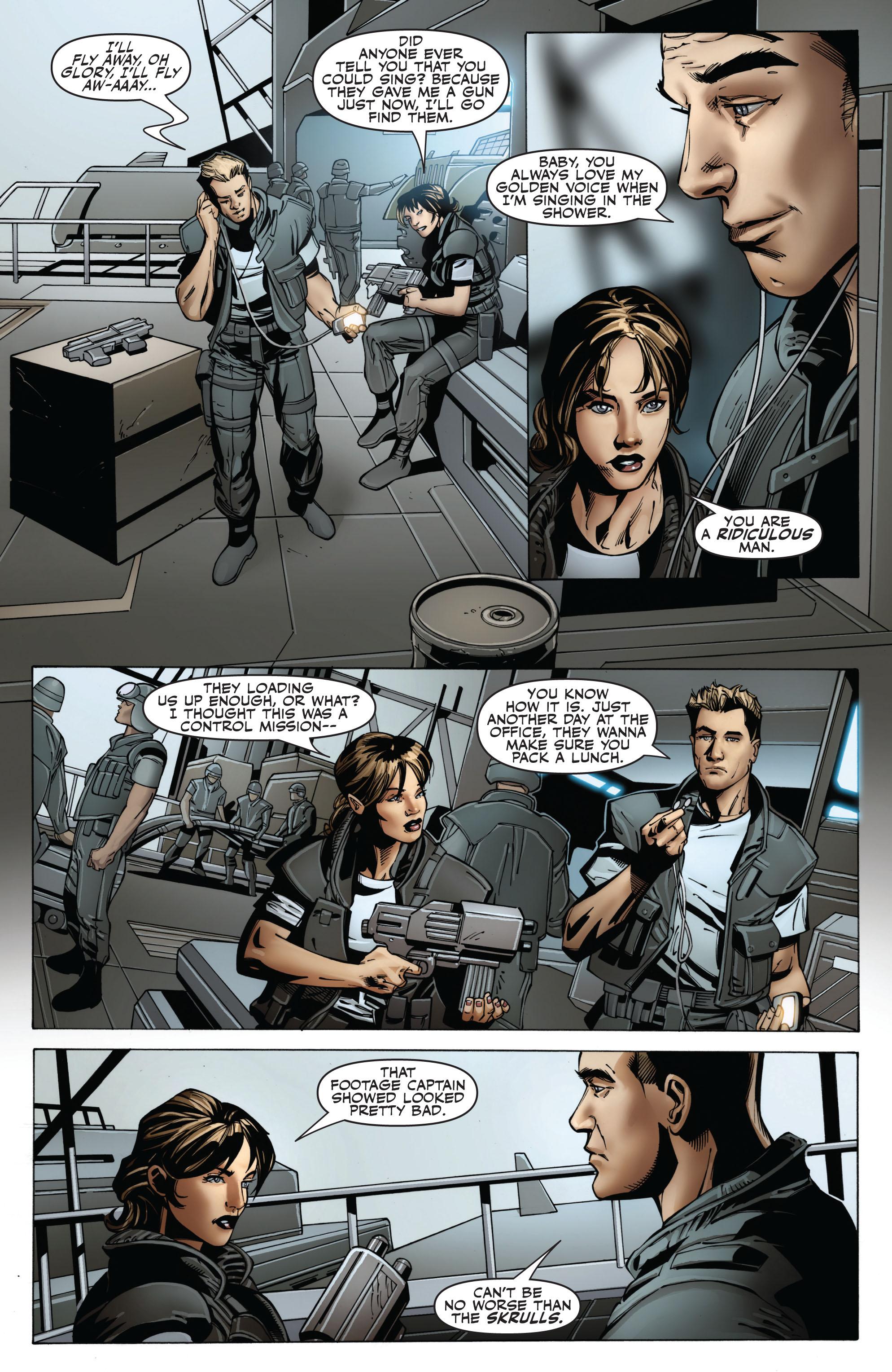 Read online Secret Avengers (2010) comic -  Issue #14 - 8