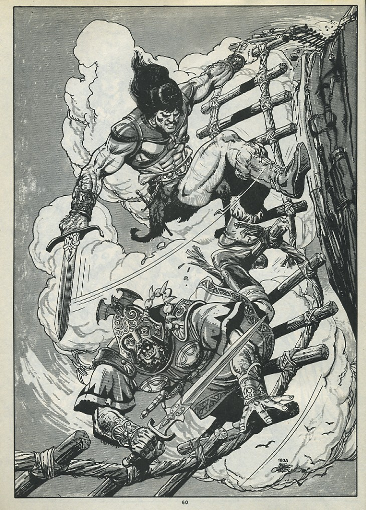 The Savage Sword Of Conan Issue #173 #174 - English 62