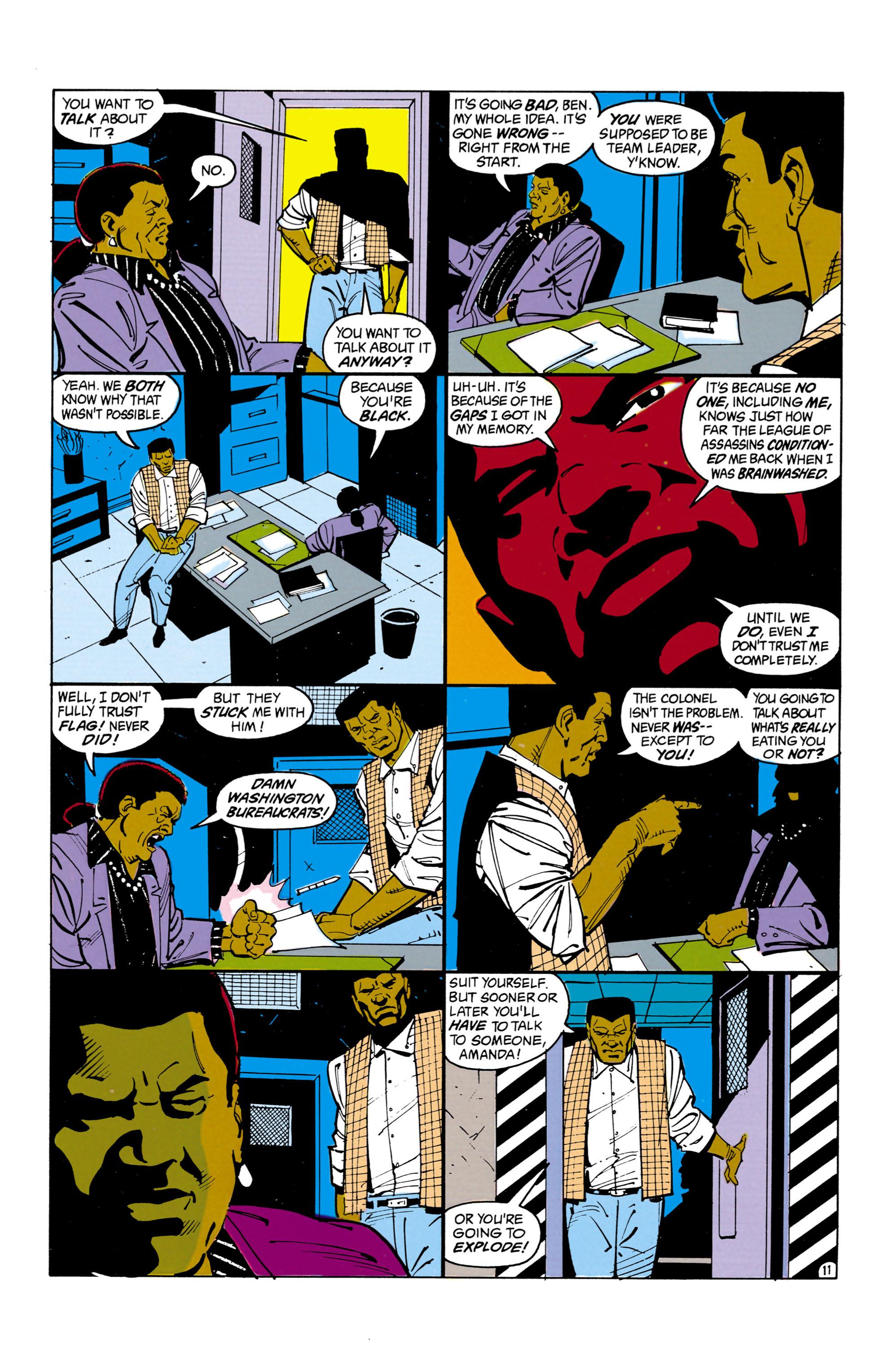 Suicide Squad (1987) 14 Page 11