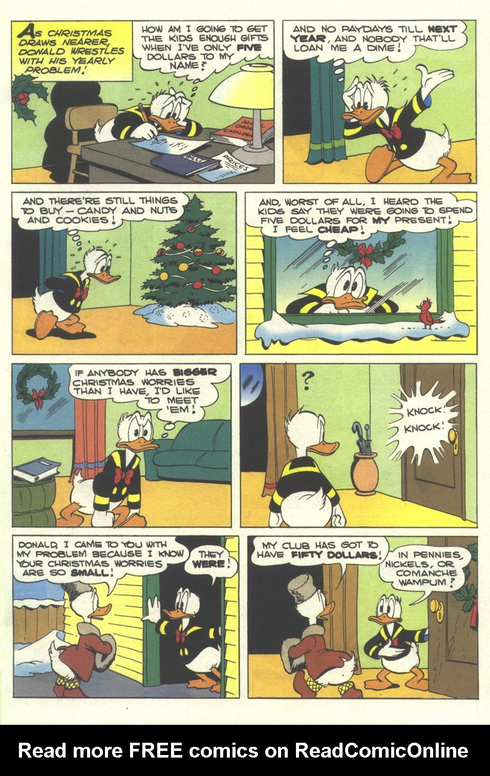 Walt Disney's Donald Duck Adventures (1987) Issue #30 #30 - English 31