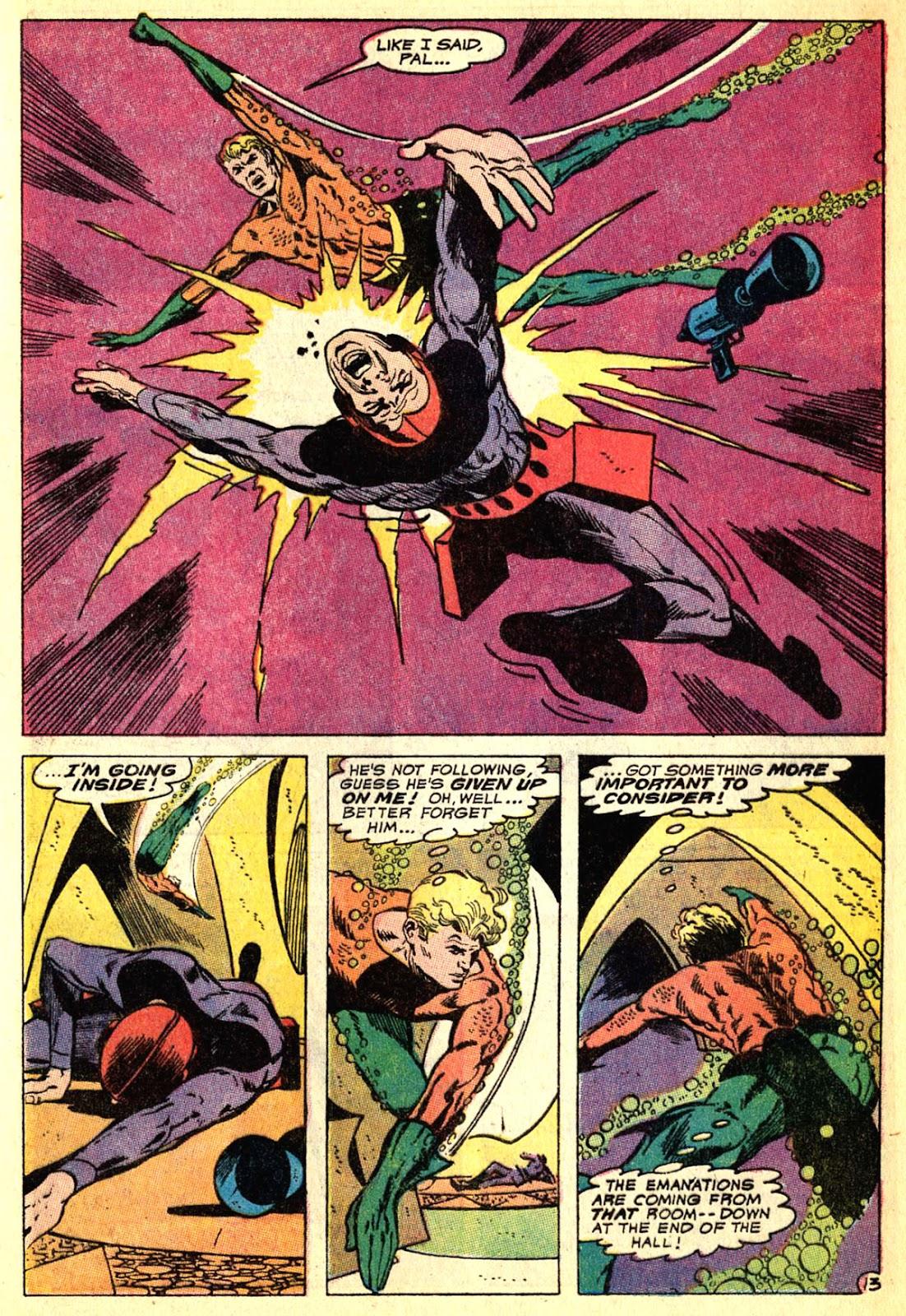 Aquaman (1962) Issue #50 #50 - English 17