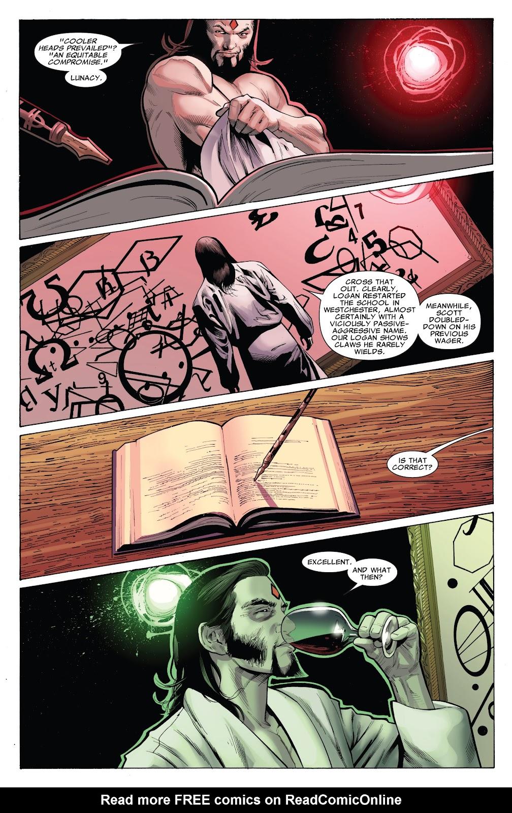Uncanny X-Men (1963) Issue #544 #572 - English 13