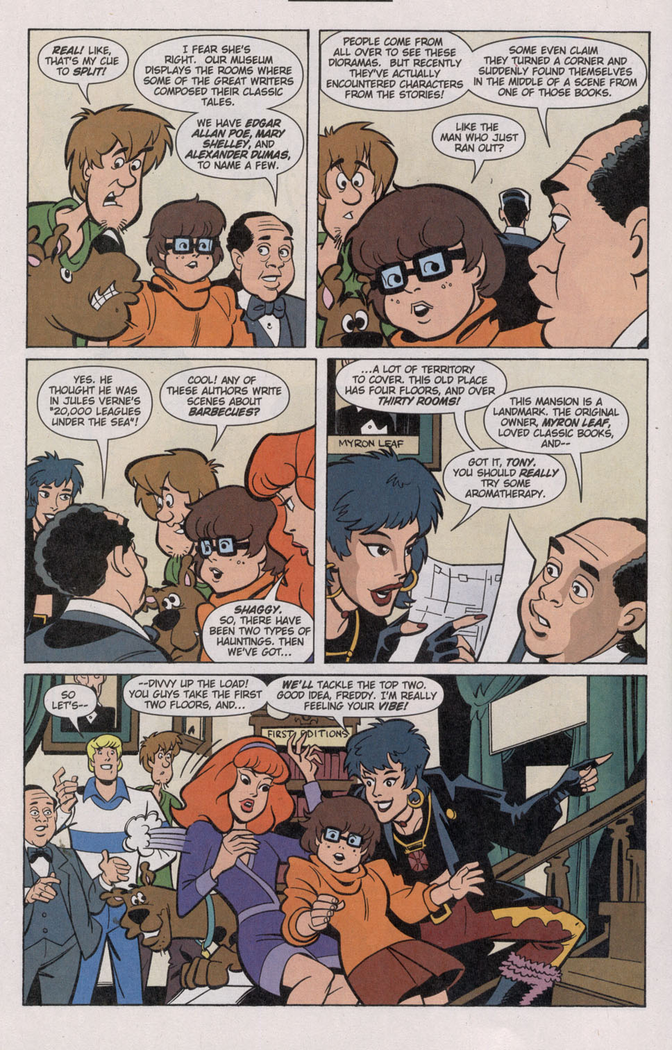Read online Scooby-Doo (1997) comic -  Issue #82 - 6