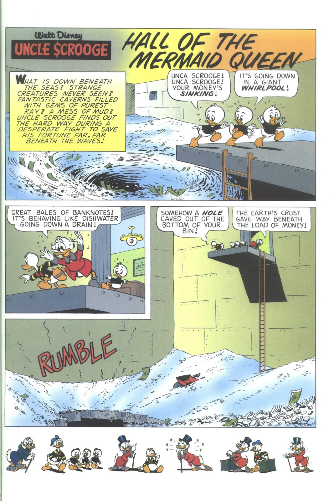 Uncle Scrooge (1953) Issue #356 #356 - English 3