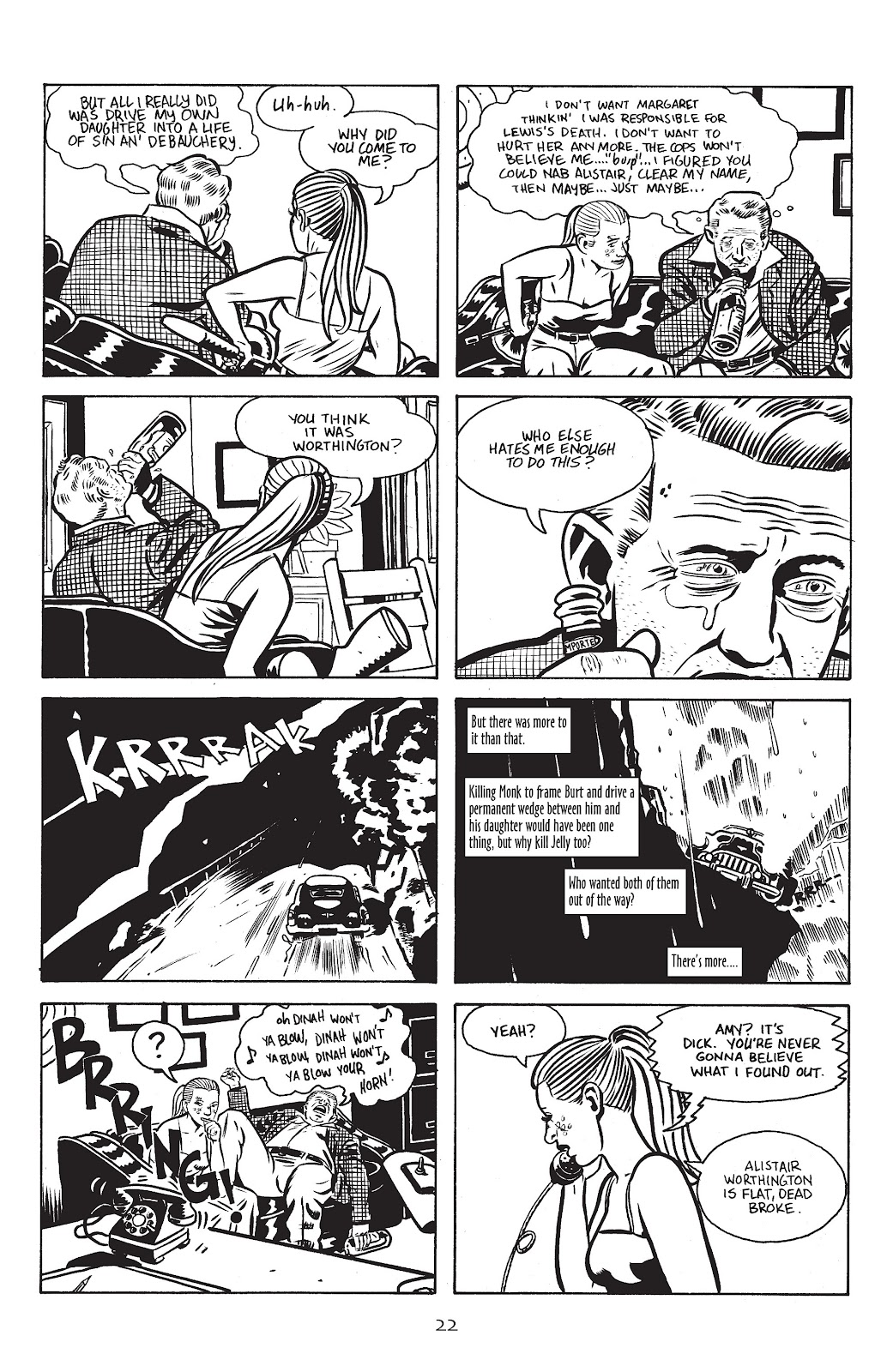 Stray Bullets Issue #18 #18 - English 24