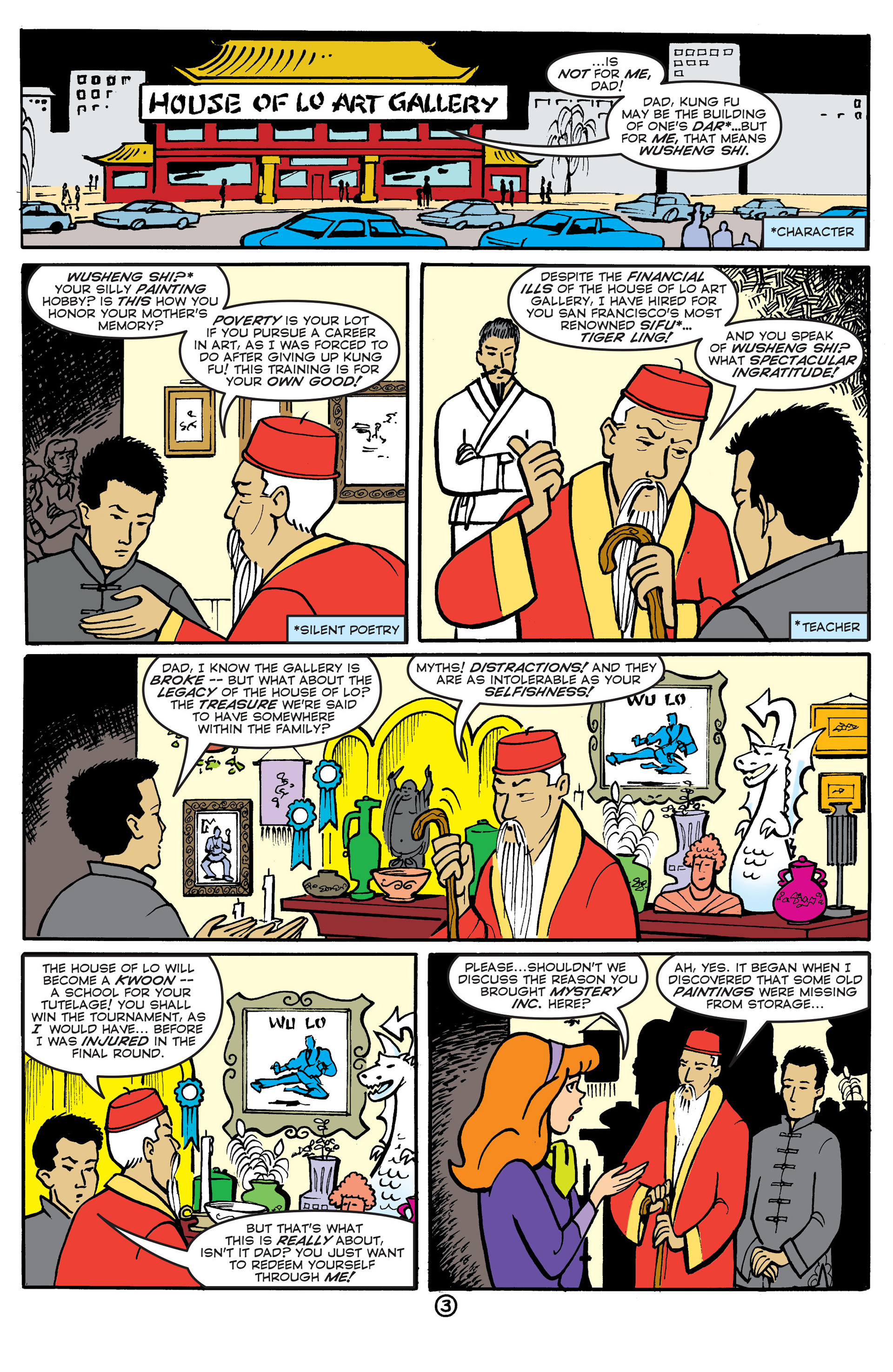 Read online Scooby-Doo (1997) comic -  Issue #51 - 4