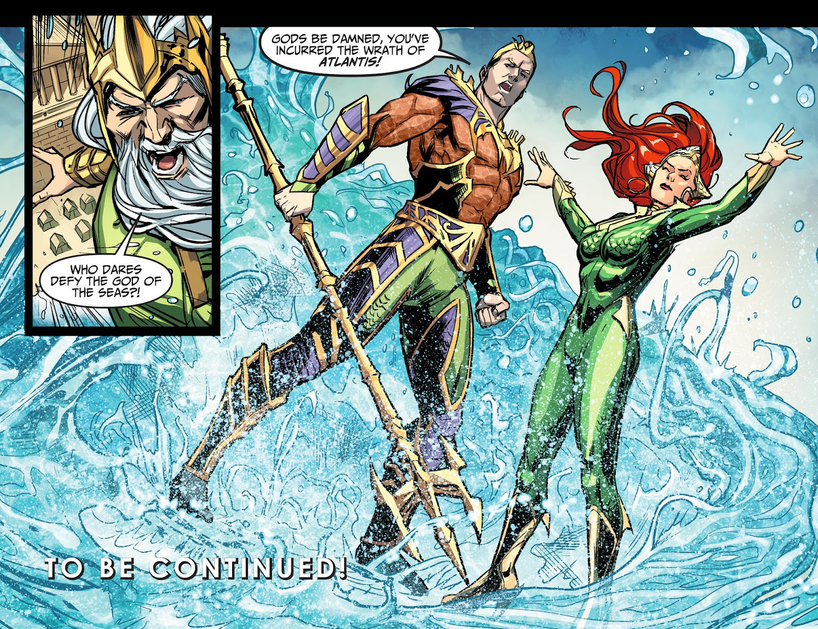 Injustice: Gods Among Us Year Four Issue #17 #18 - English 23