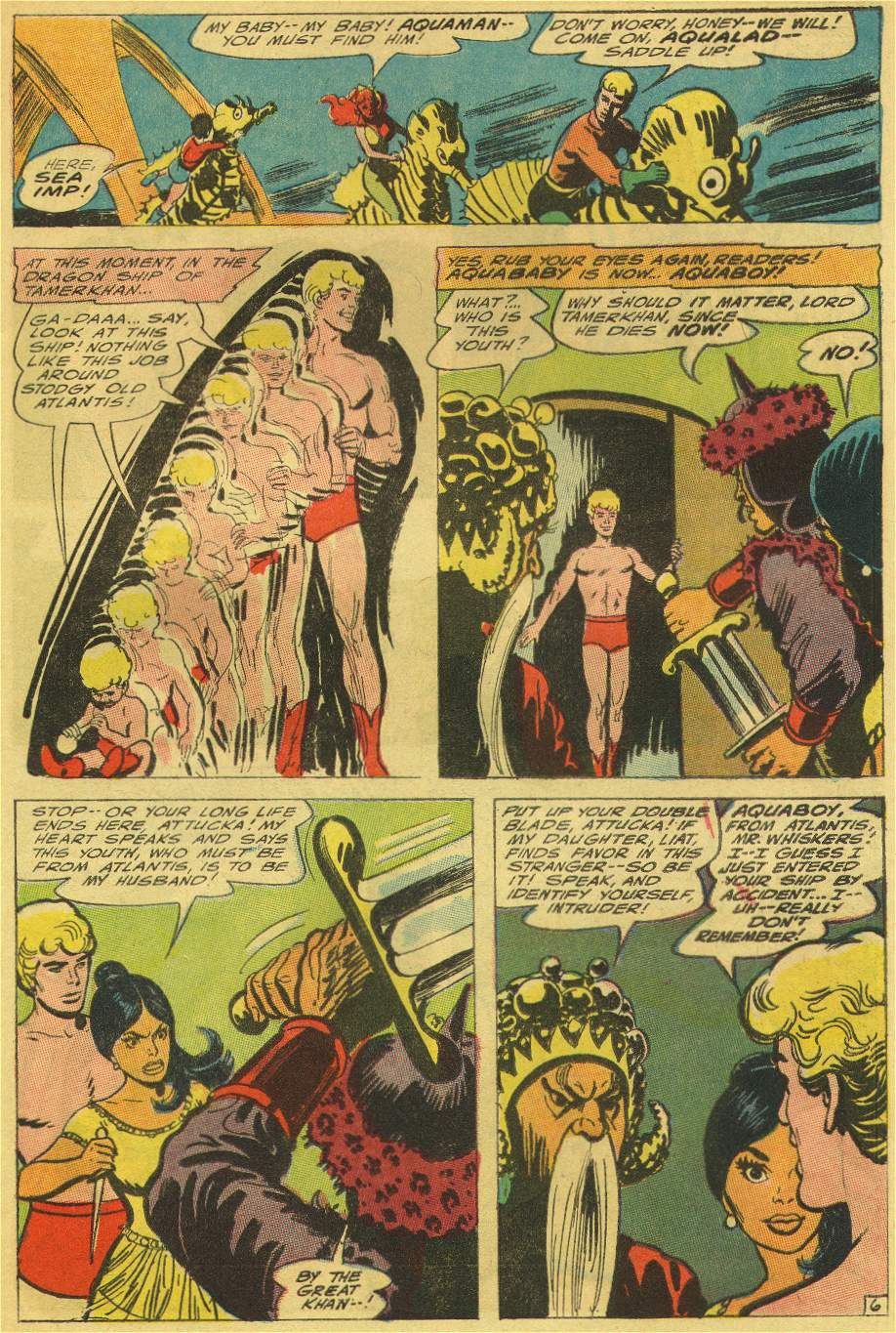 Aquaman (1962) Issue #25 #25 - English 9