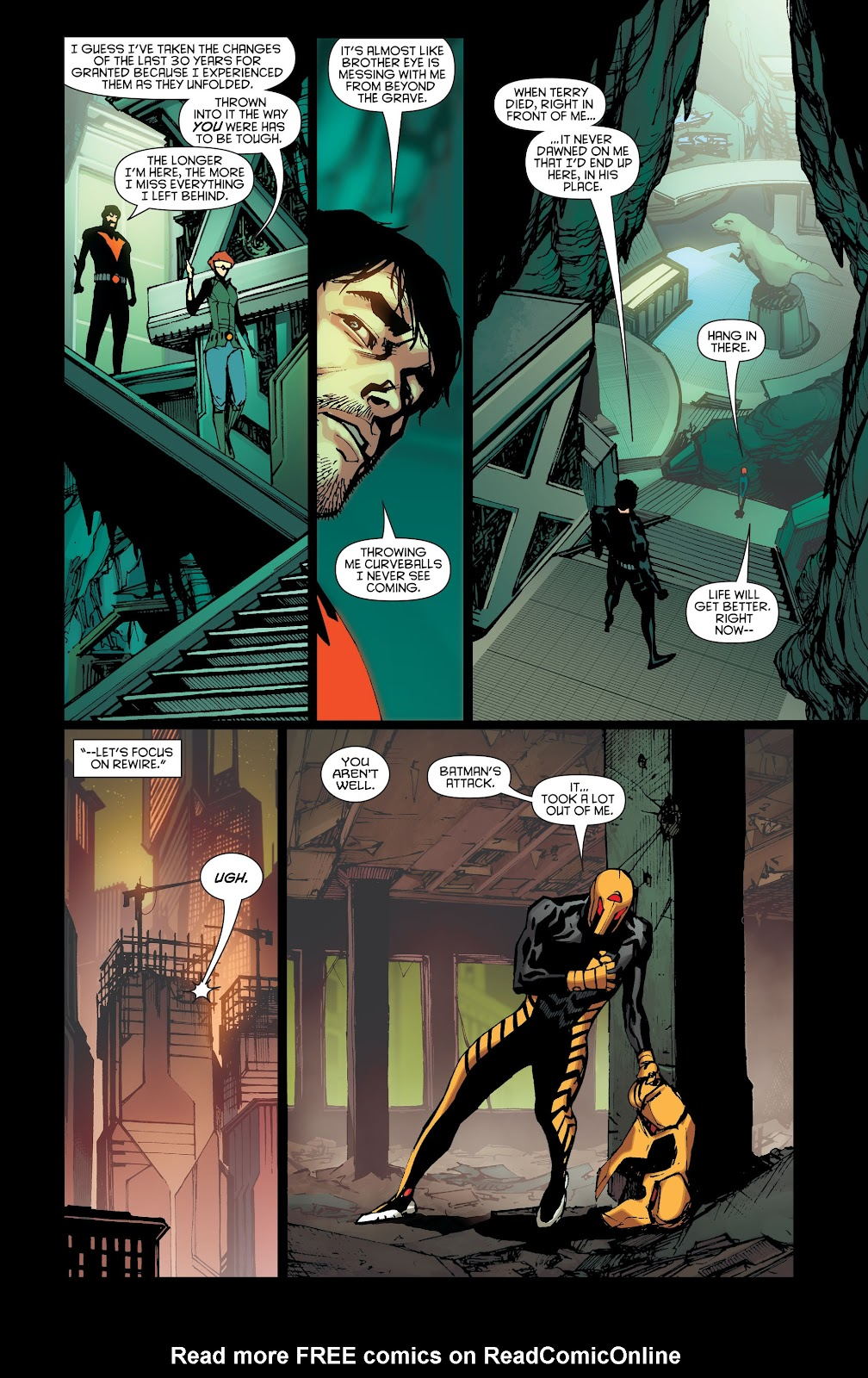 Batman Beyond (2015) Issue #13 #13 - English 20