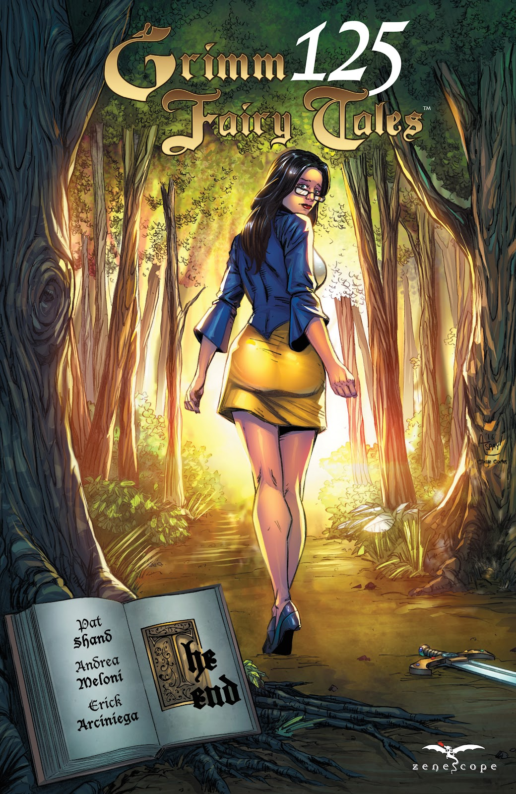 Grimm Fairy Tales (2005) Issue #125 #128 - English 1