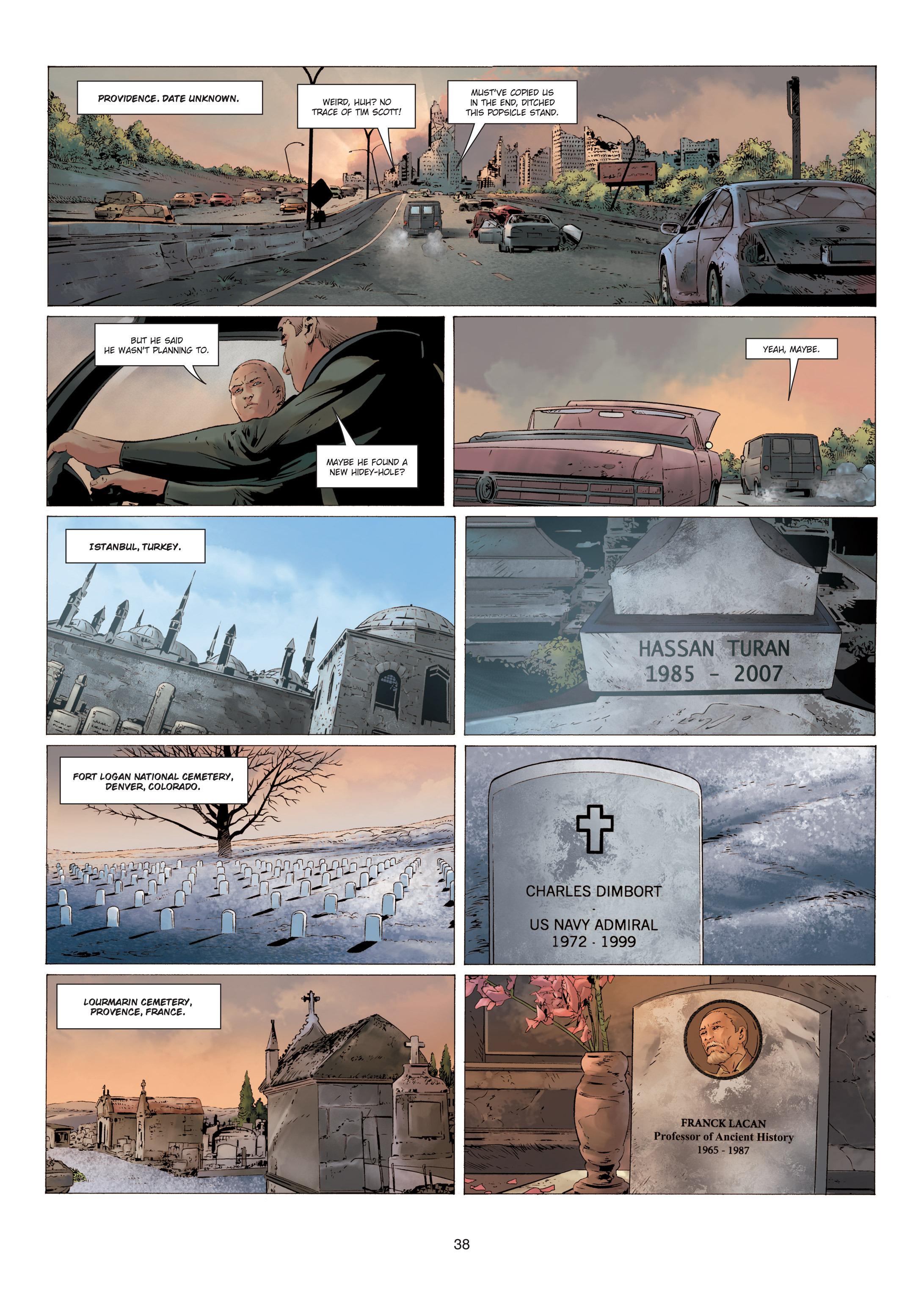 Promethee #12 #8 - English 38