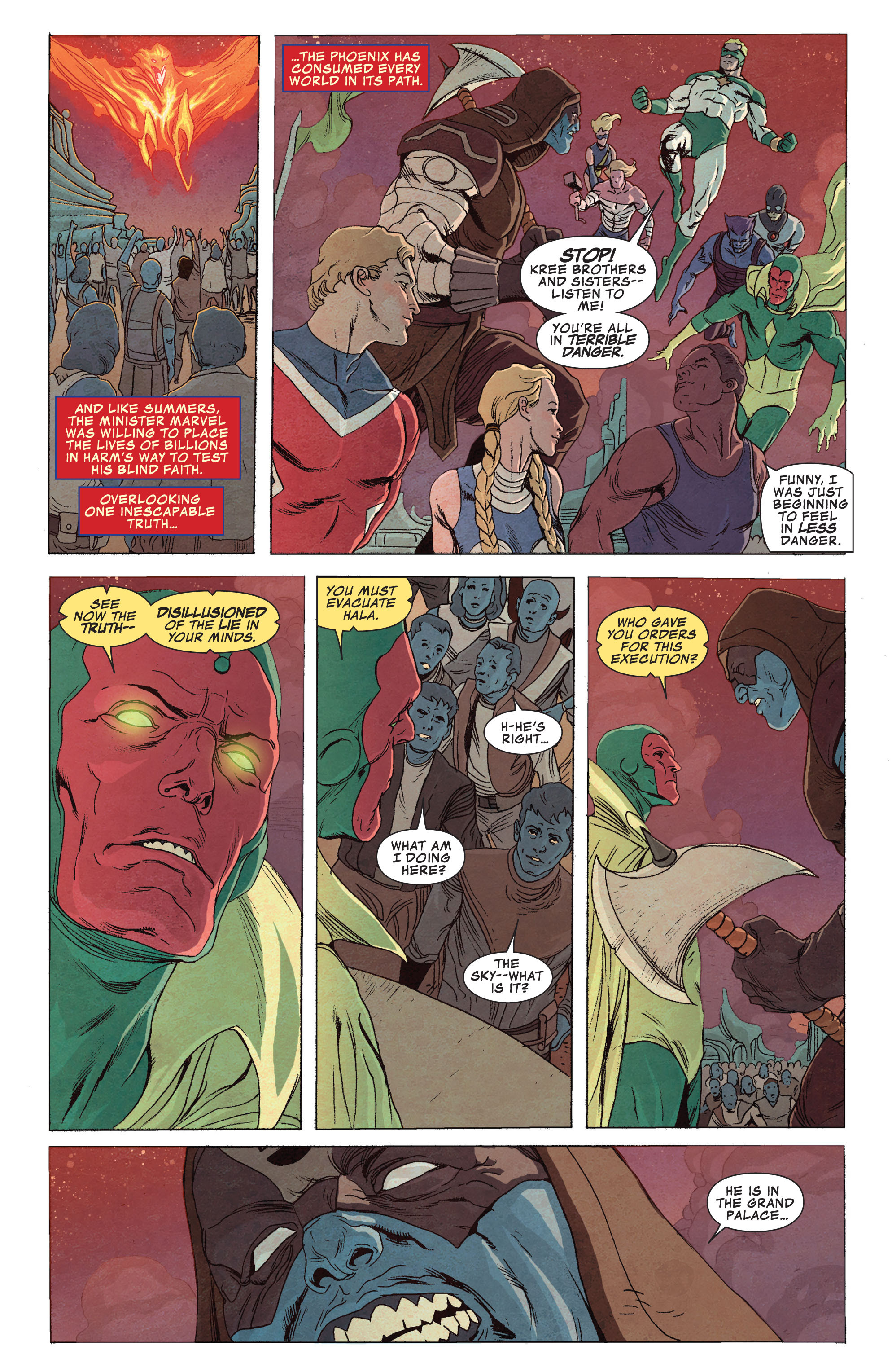 Read online Secret Avengers (2010) comic -  Issue #28 - 6