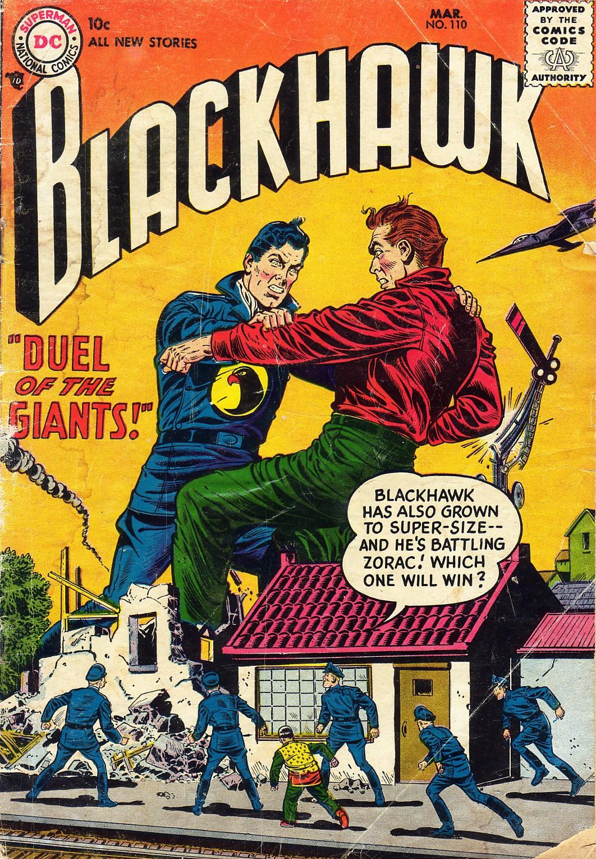 Blackhawk (1957) 110 Page 1