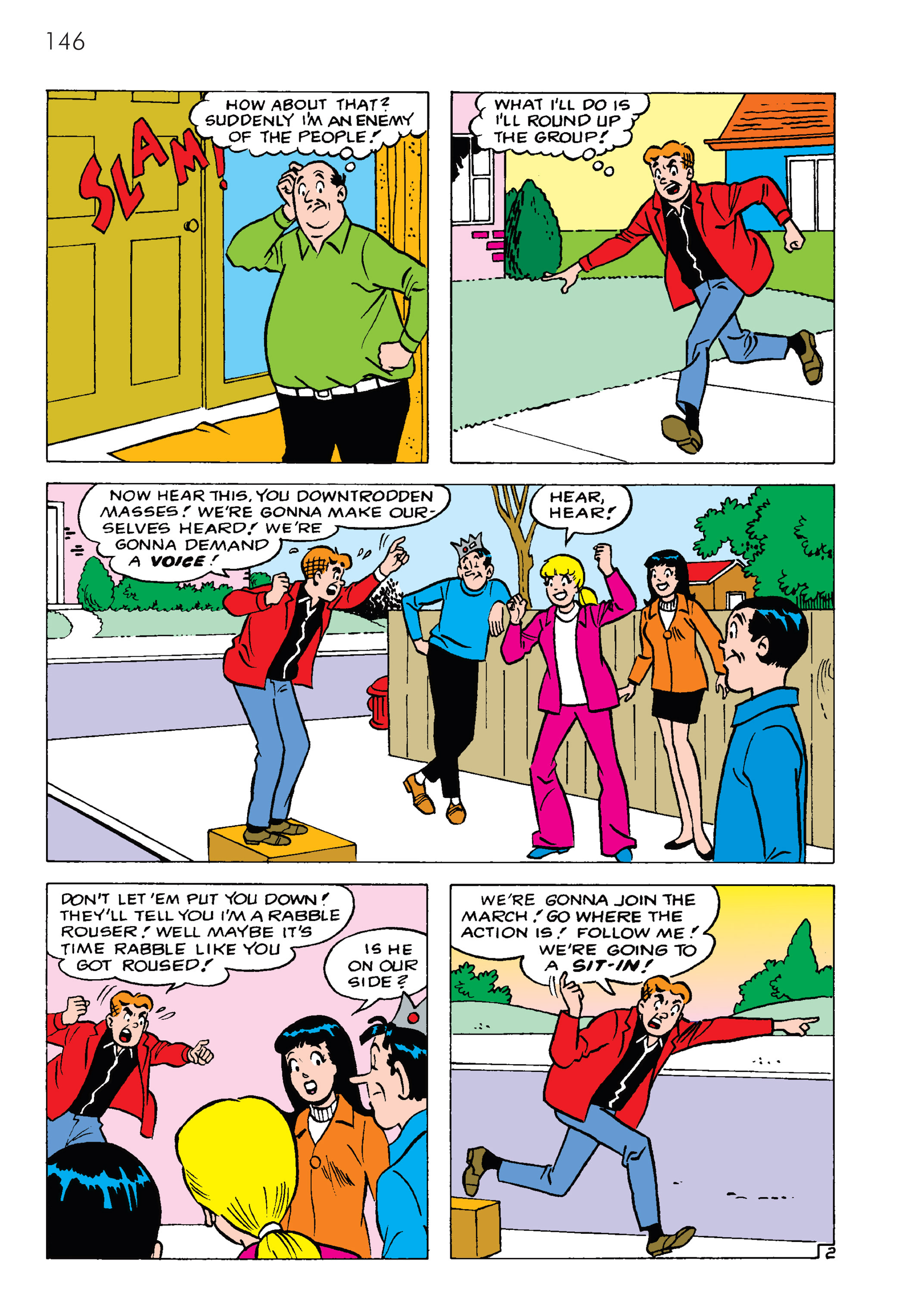 Read online The Best of Archie Comics comic -  Issue # TPB 4 (Part 1) - 147