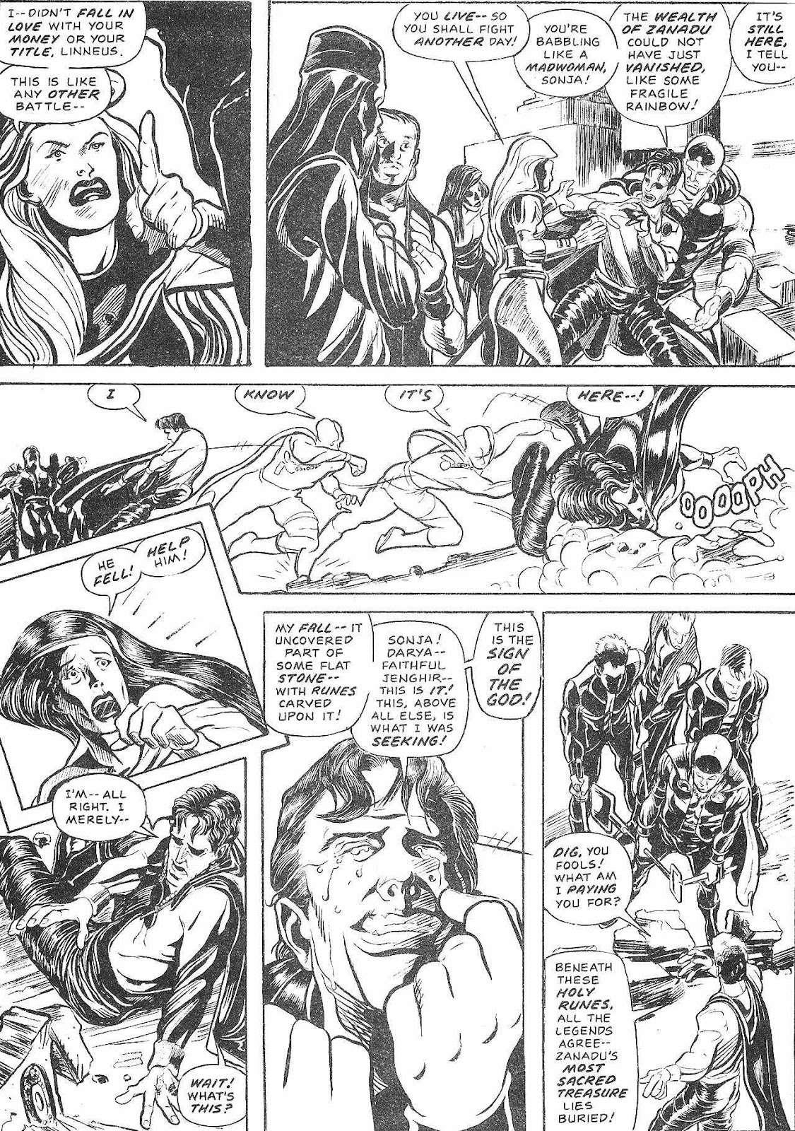 The Savage Sword Of Conan Issue #210 #211 - English 54