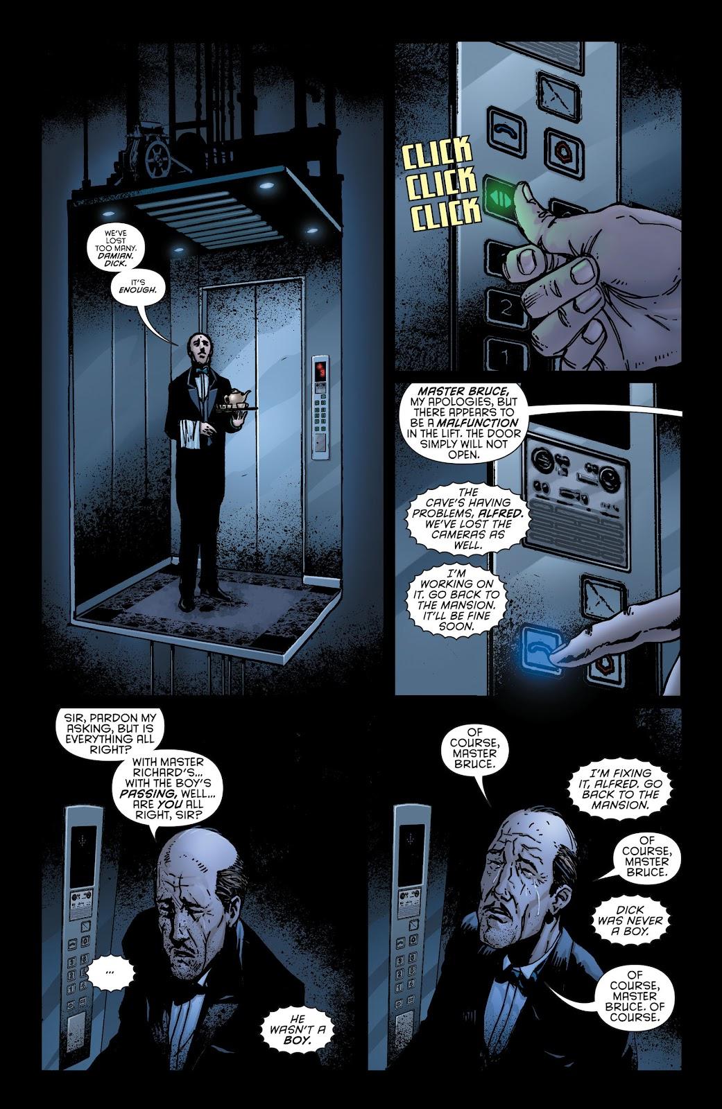 Nightwing (2011) Issue #30 #32 - English 10
