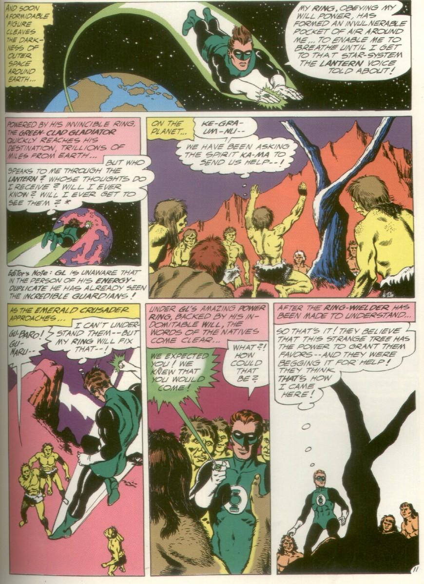 Read online Secret Origins (1961) comic -  Issue # Full - 33