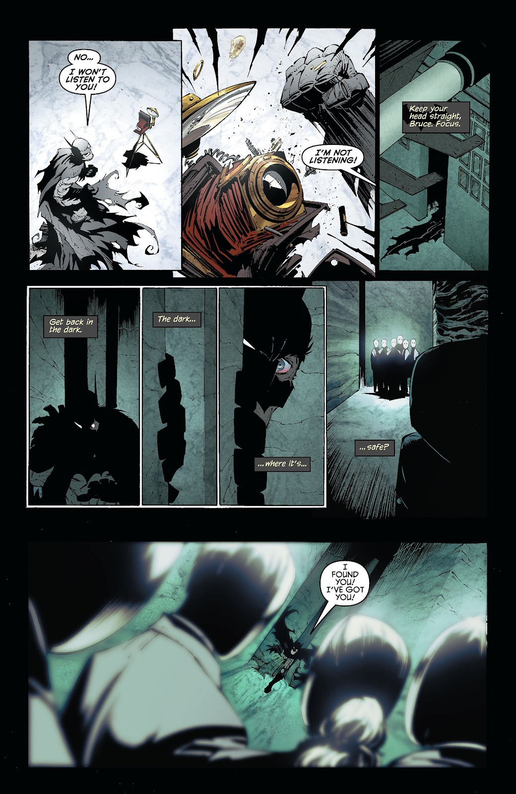 Batman (2011) Issue #5 #20 - English 8