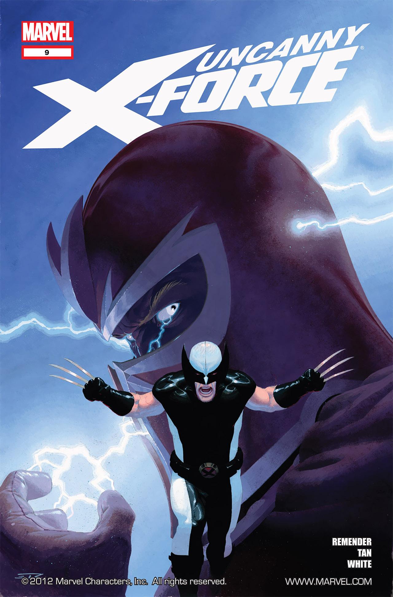 Uncanny X-Force (2010) #9 #28 - English 1