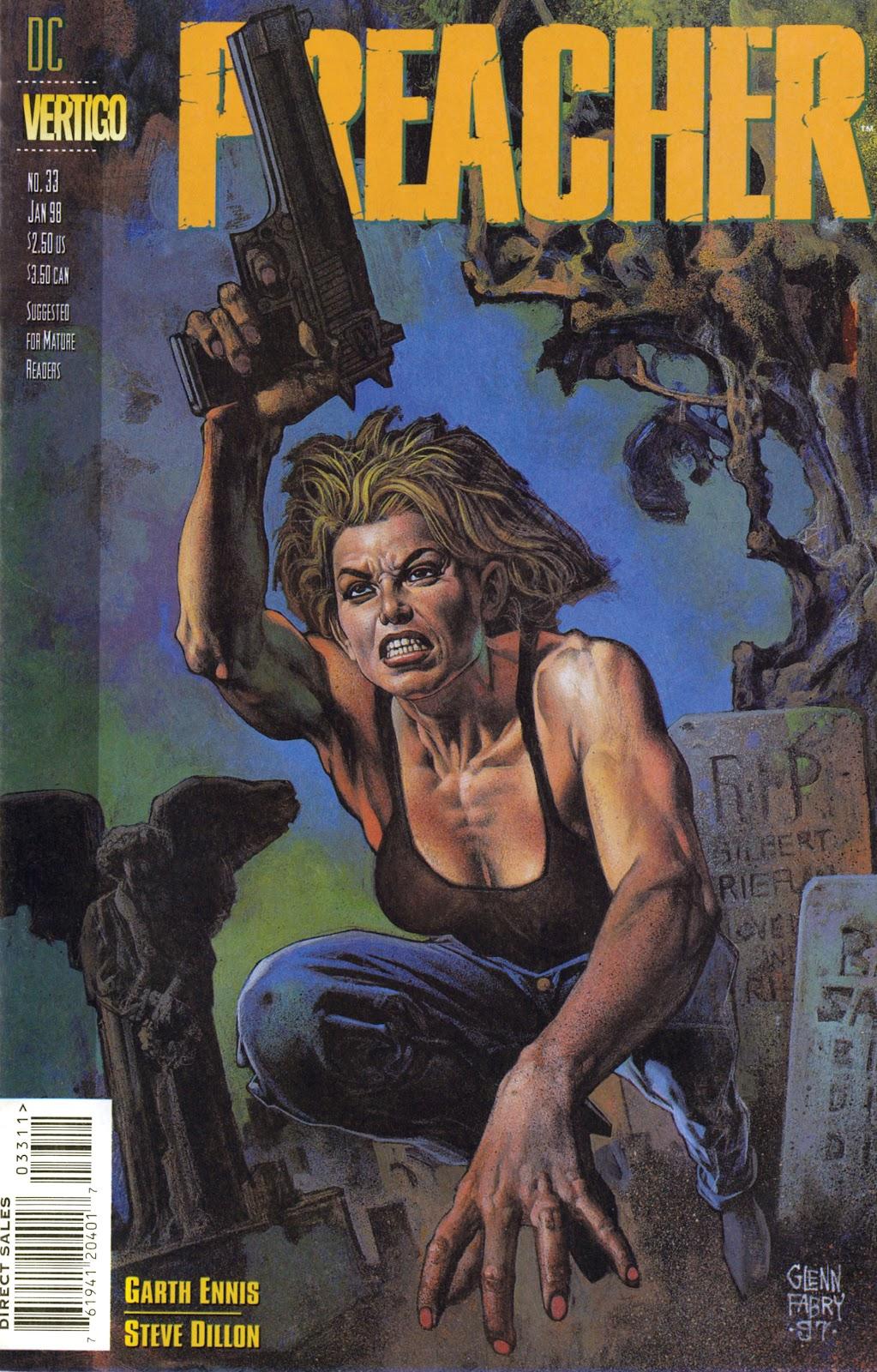 Preacher Issue #33 #42 - English 1